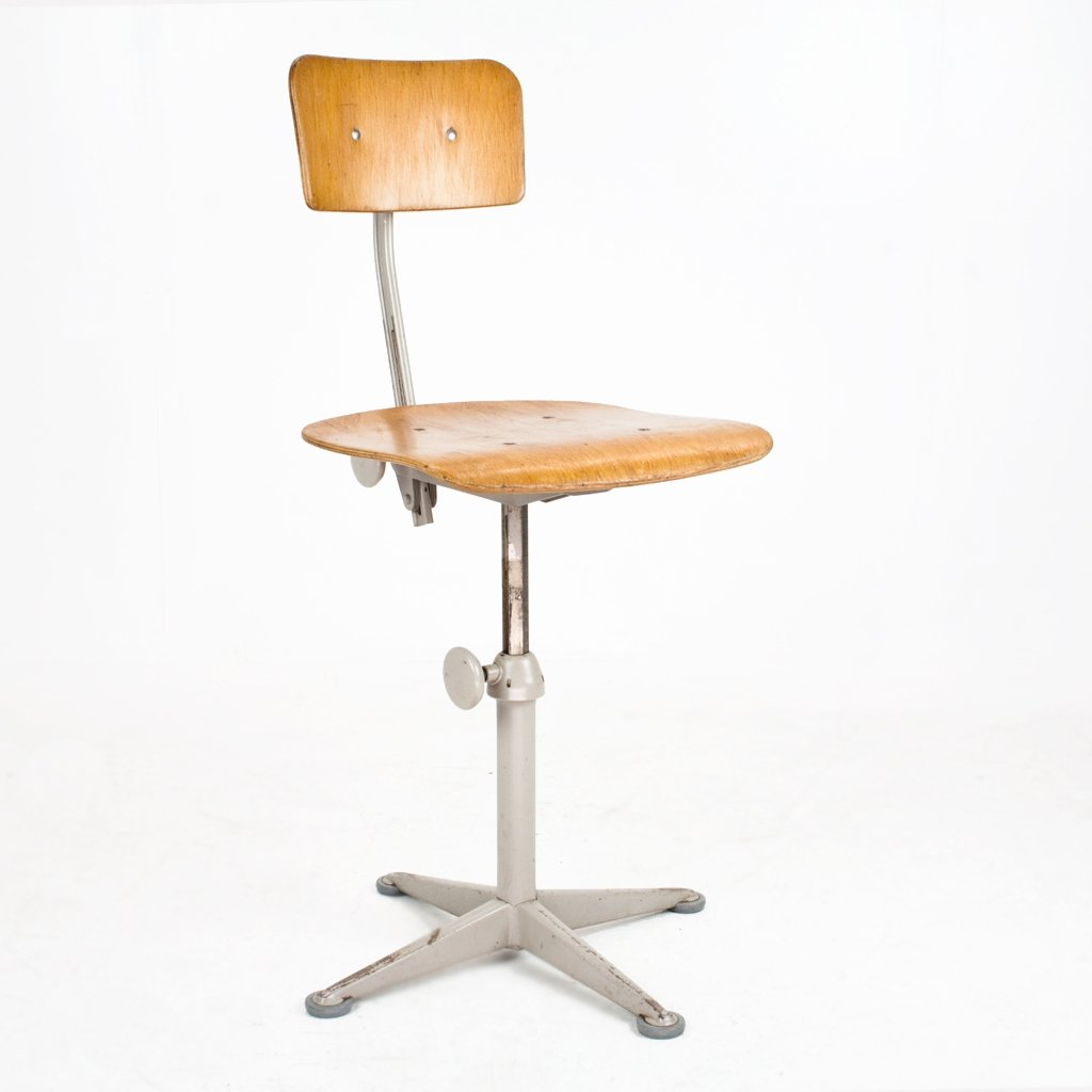 Drawing Board Chair By Friso Kramer, 1960s