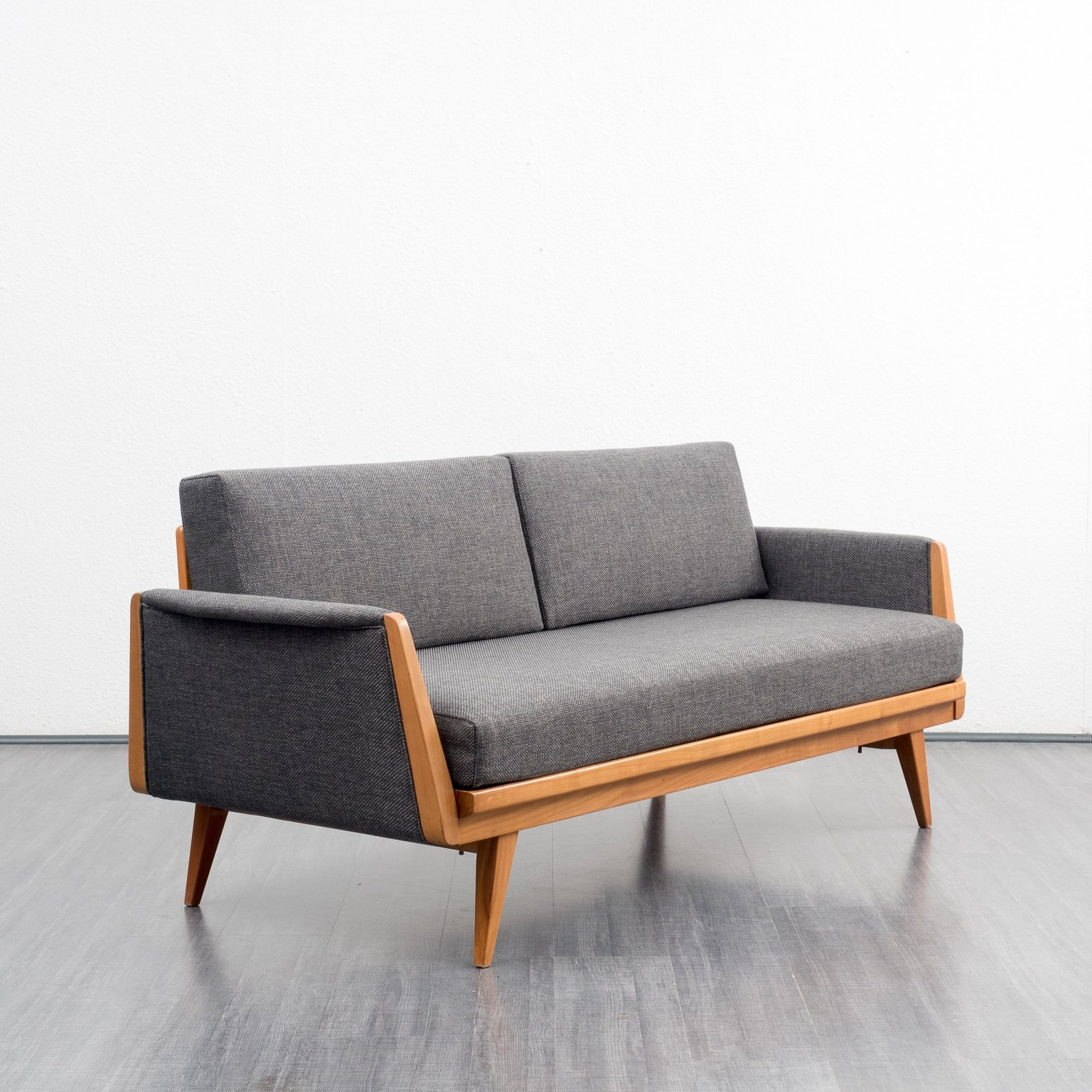 Sofa From The Fifties By Unknown Designer For Knoll Antimott 64592