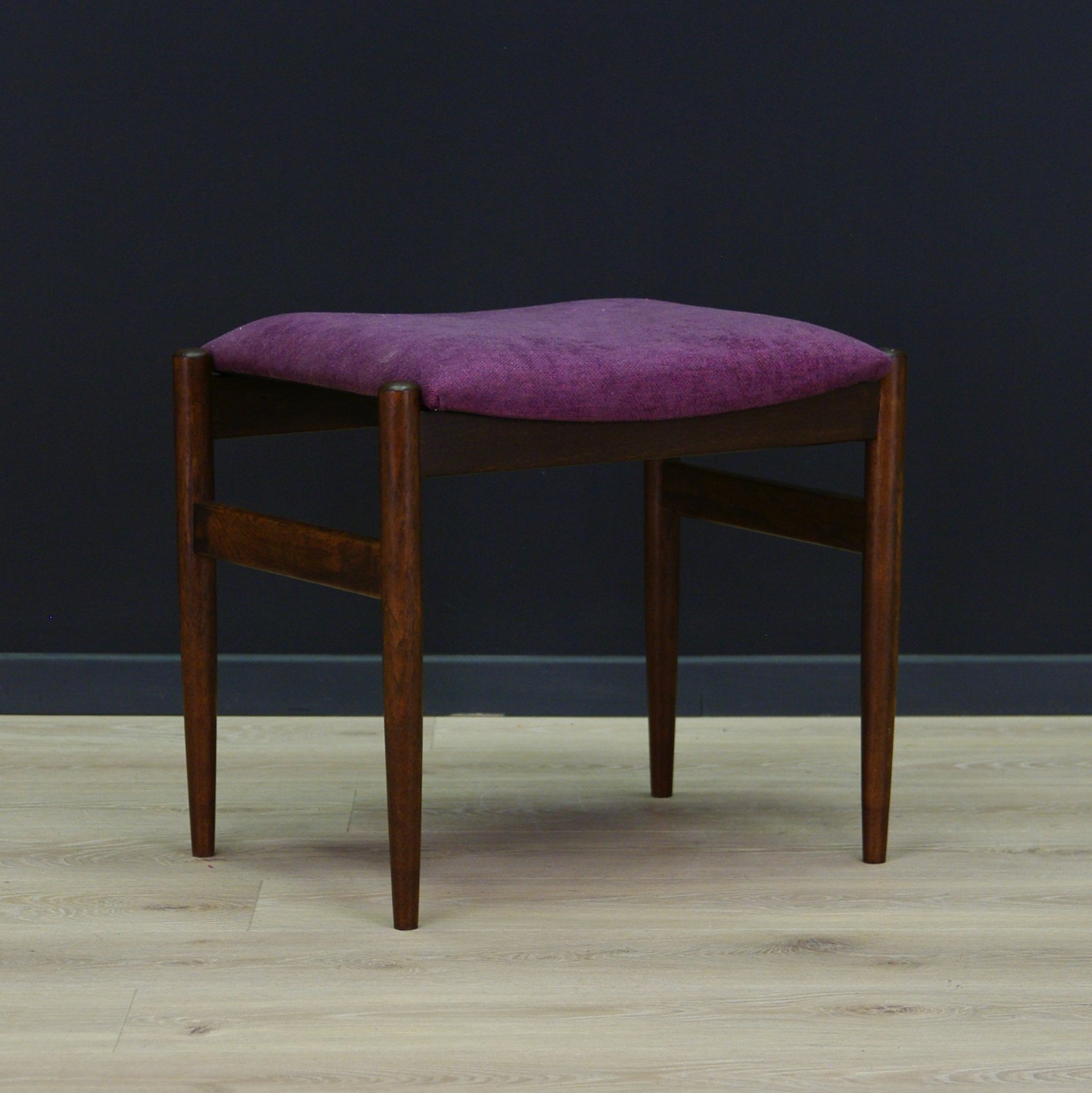 Stool From The Seventies By Unknown Designer For