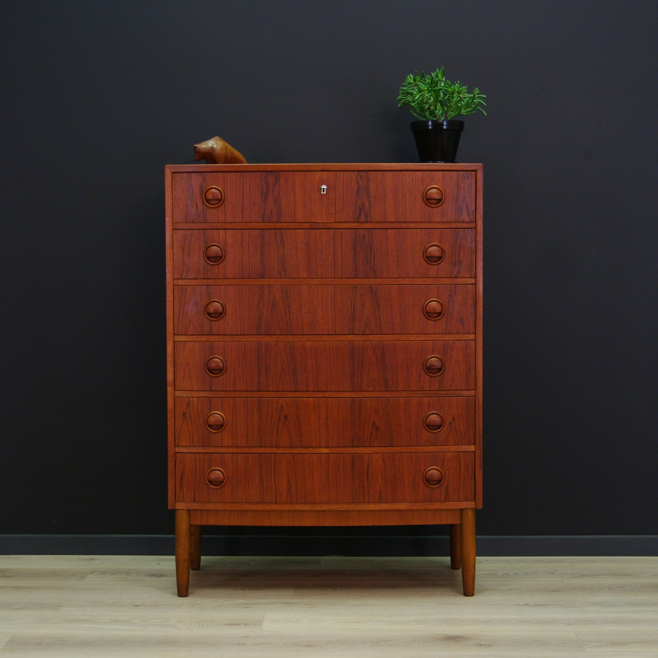 with antique finish pin chest drawer oak drawers an solid of large