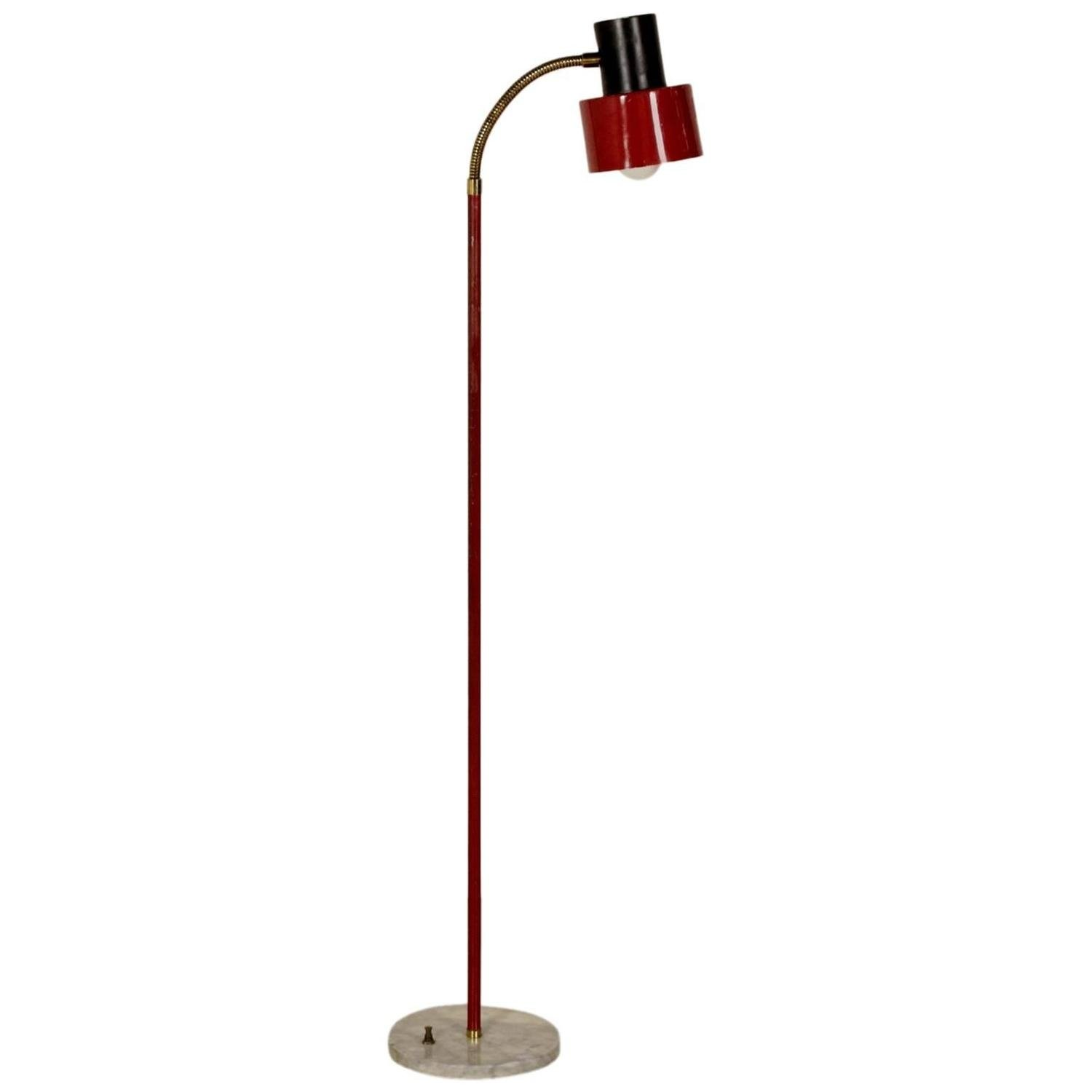 Vintage Floor Lamp From Italy 1950s 66023