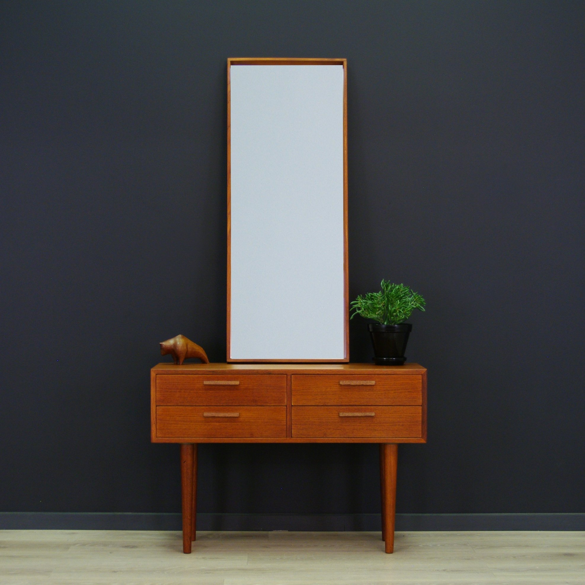 buy popular 7c6c7 90c90 Side table with mirror, 1960s