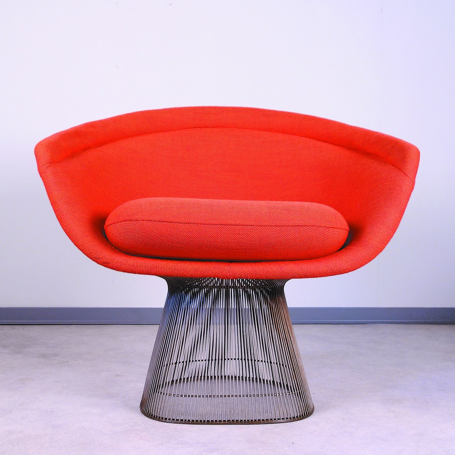 Fabulous Lounge Chair By Warren Platner For Knoll 1960S 67738 Spiritservingveterans Wood Chair Design Ideas Spiritservingveteransorg