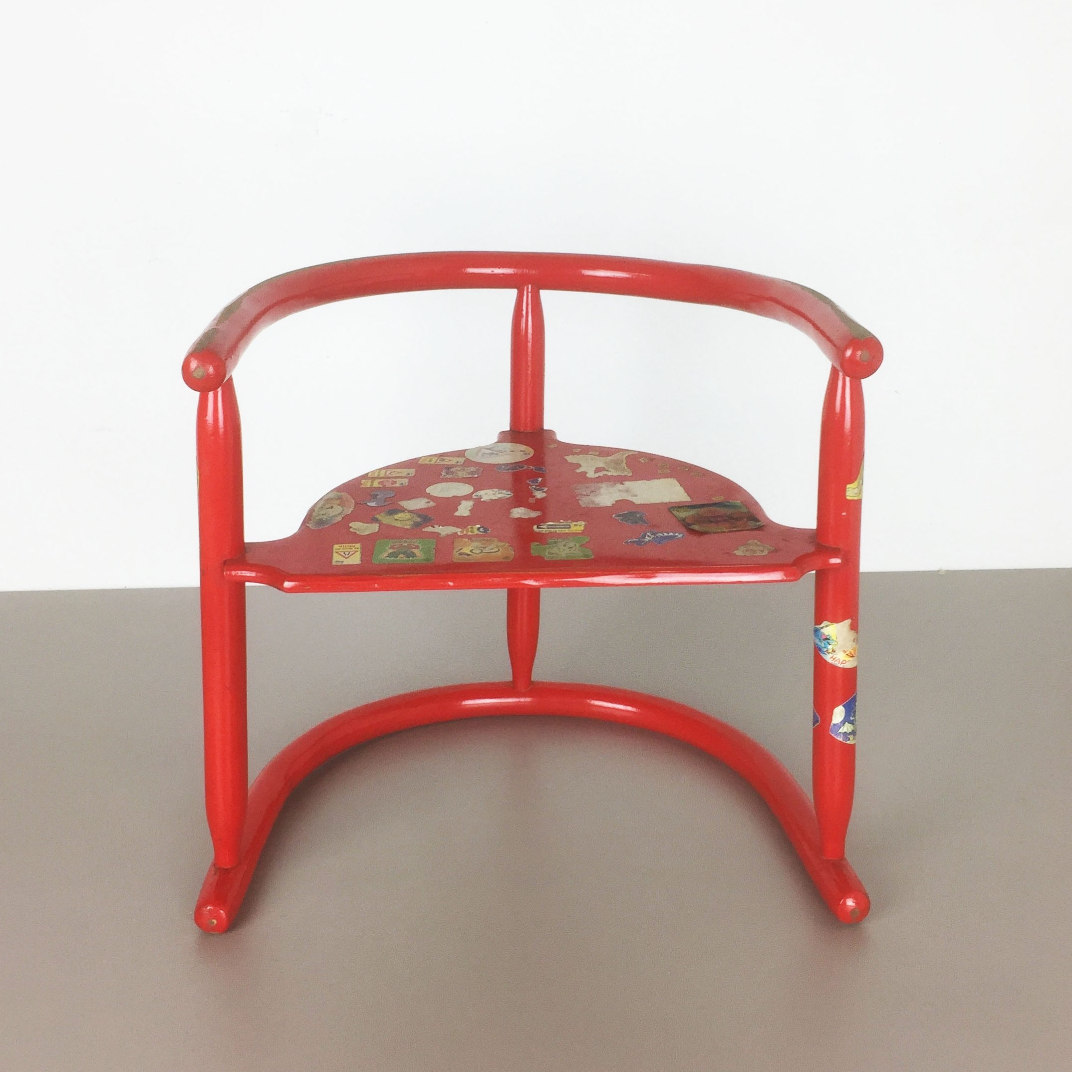 Anna Children Chair By Karin Mobring For IKEA, 1960s