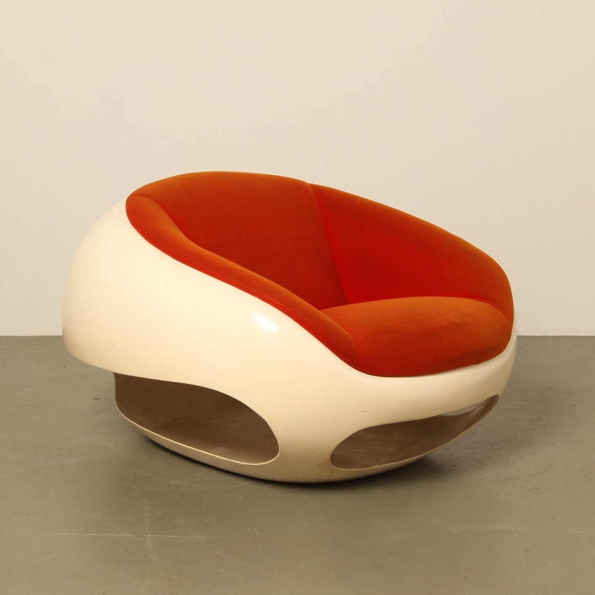 Pod Lounge Chair By Mario Sabot, 1960s
