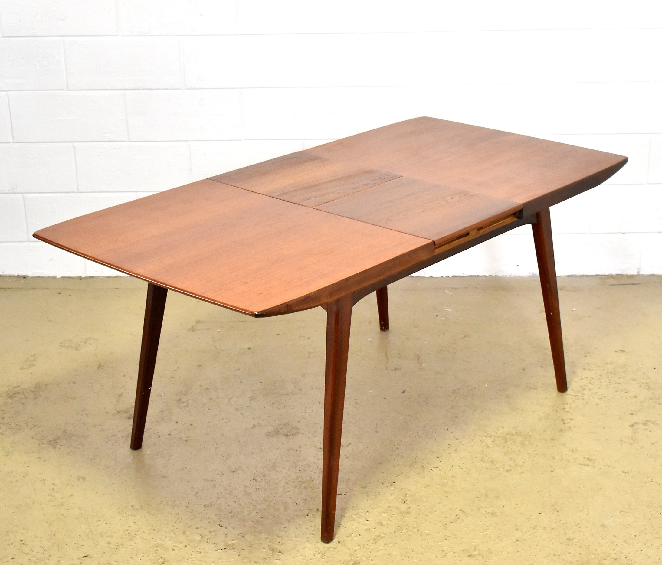 Dining Table By Louis Van Teeffelen For Wébé 1960s
