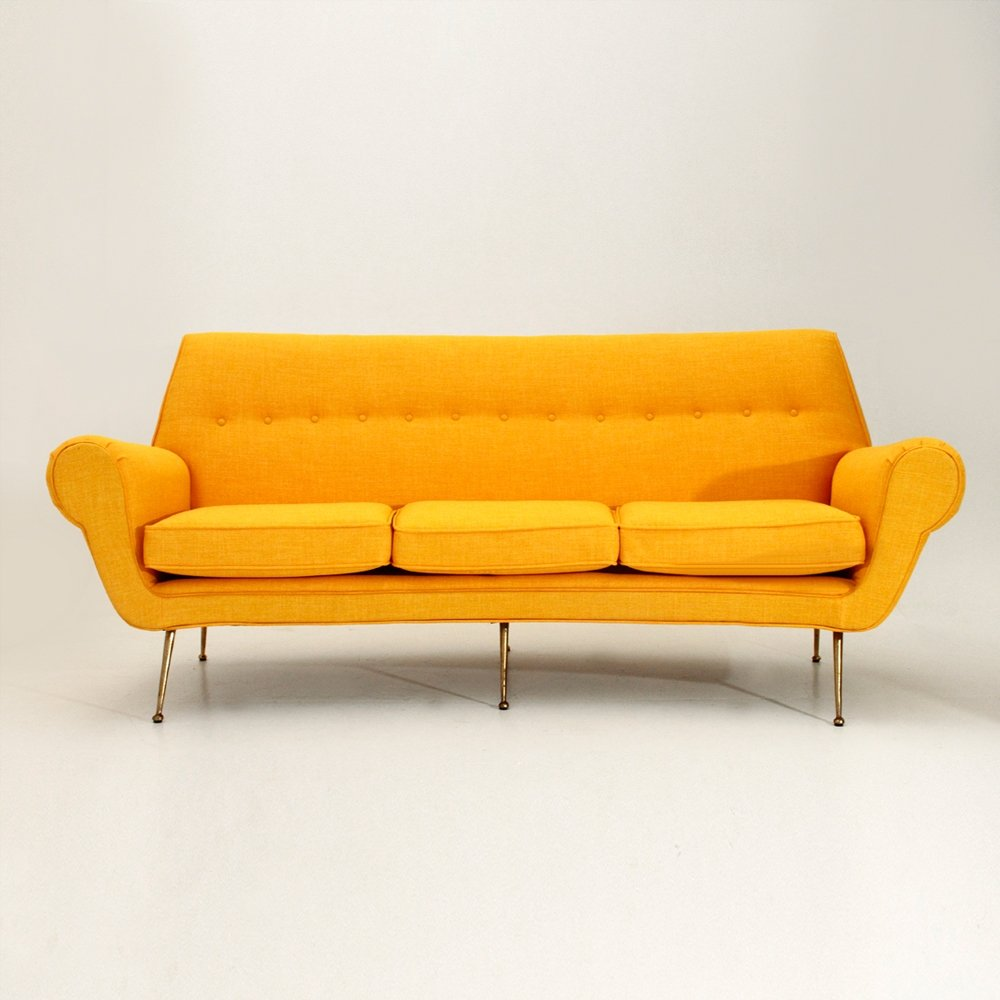 Vintage sofa 1950s 68668 for 50s sectional sofa