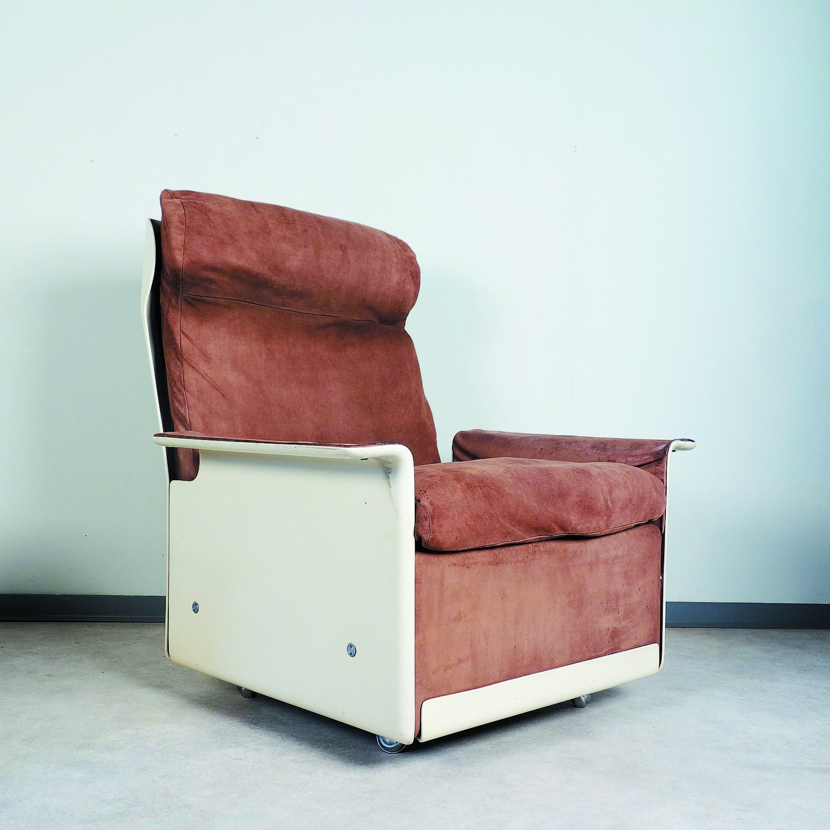 programm 620 lounge chair by dieter rams for vitsoe 1970s