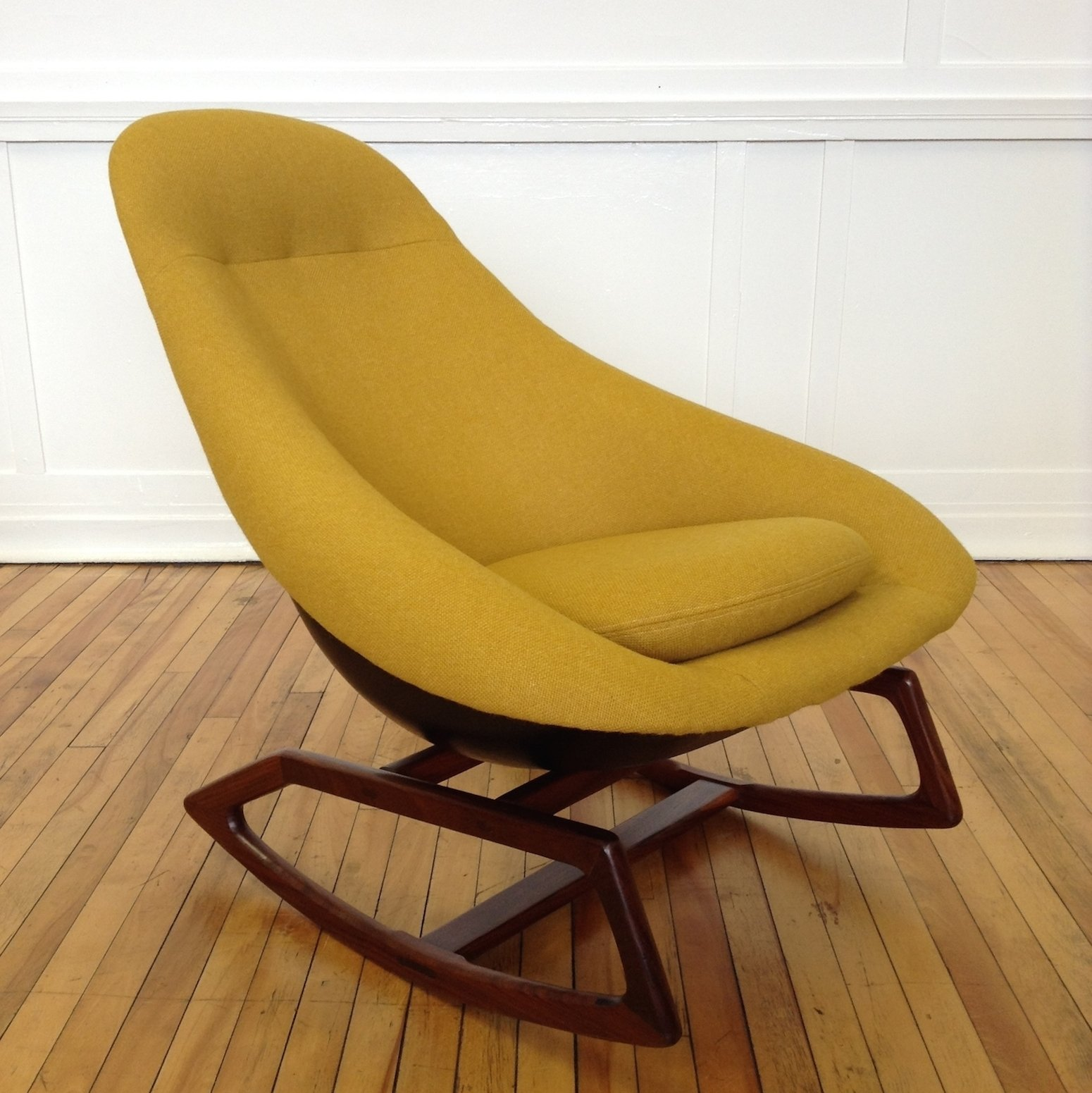 red furniture yellow chair modern chairs buy for armchair mid rocking lounge century contemporary sale