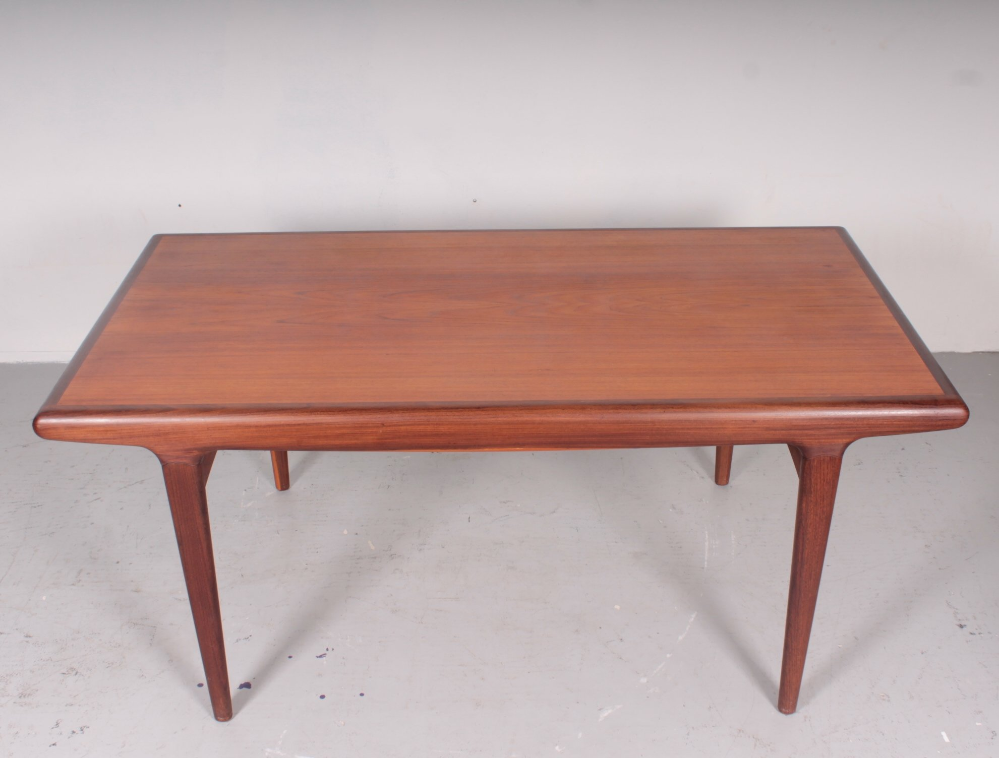 Extendable Rosewood Dining Table By Johannes Andersen For Uldum Møbelfabrik 1960s