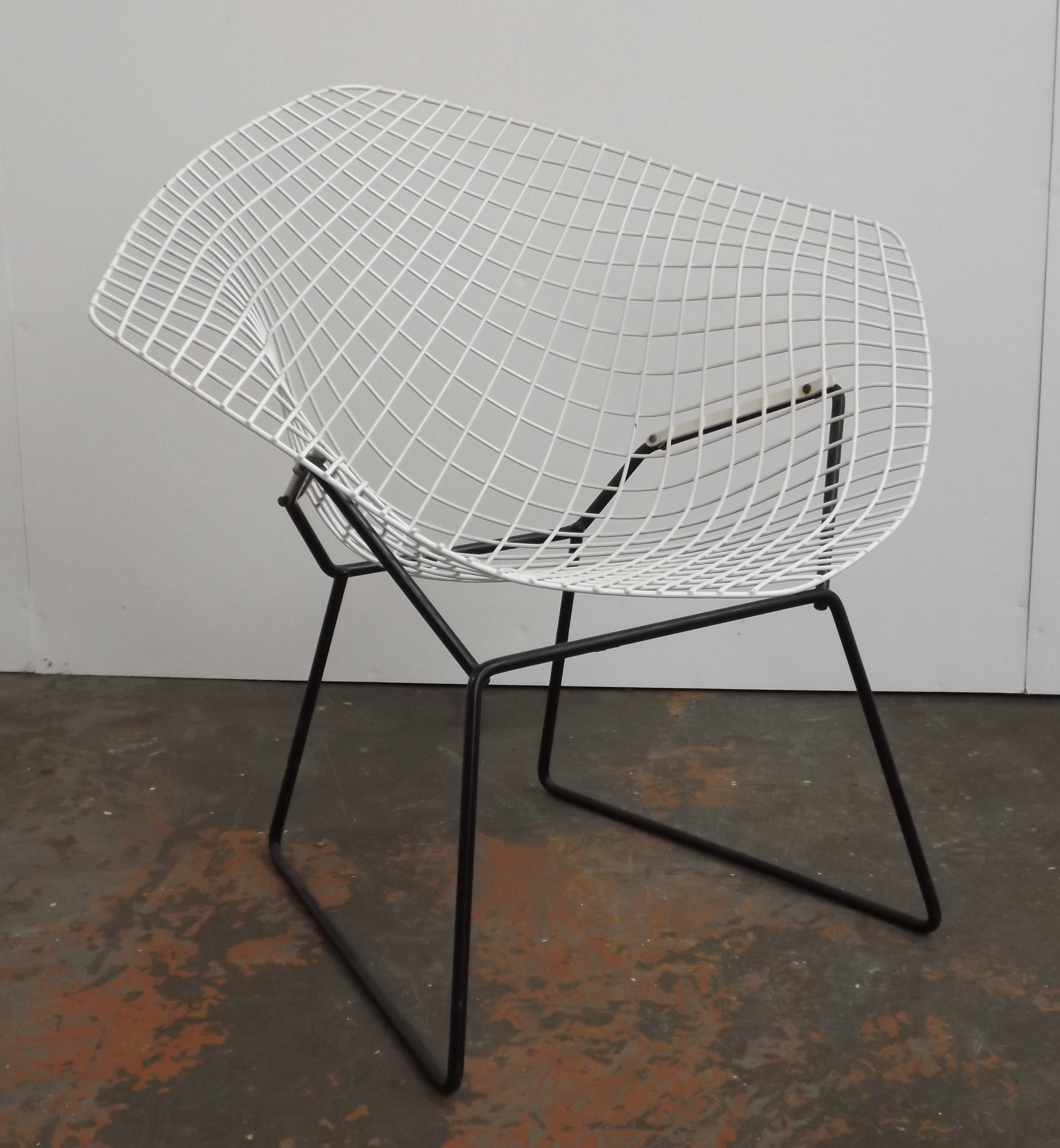 Incroyable Diamond Lounge Chair By Harry Bertoia For Knoll International, 1960s