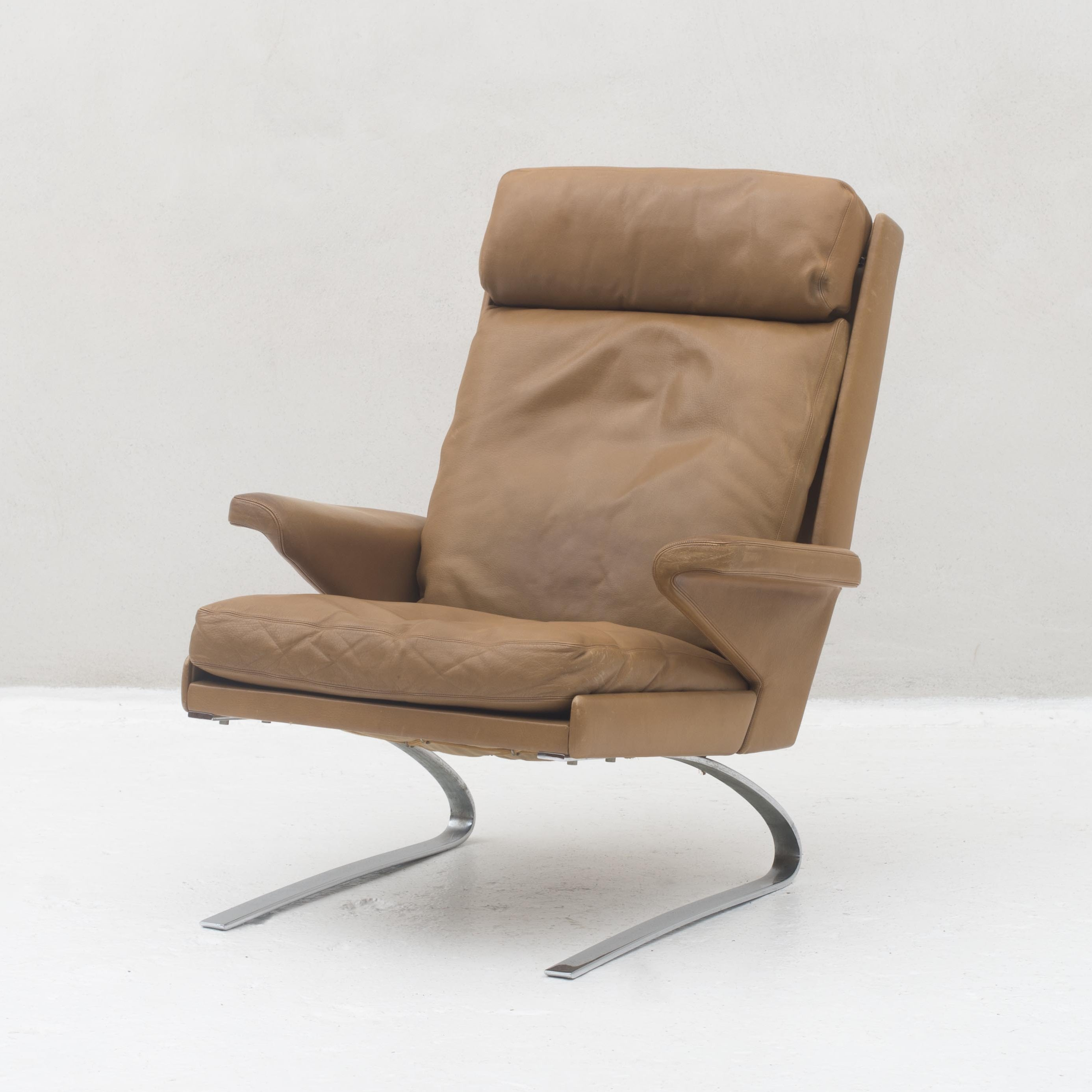 Nice Swing Lounge Chair By Reinhold Adolf U0026 Hans Jürgen Schräpfer For COR,  Germany