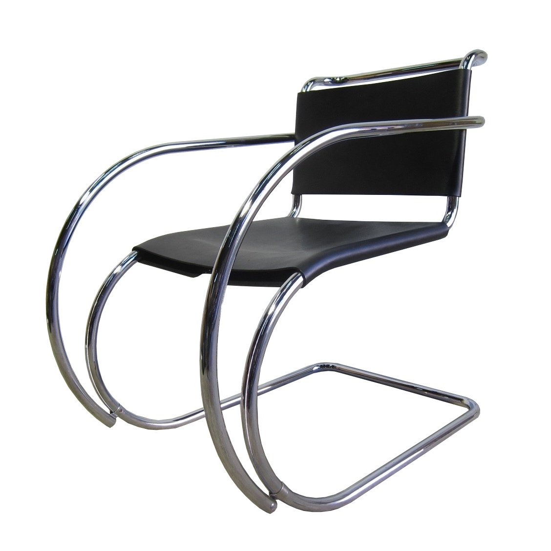 Vintage Mr Chair By Ludwig Mies Van Der Rohe For Knoll 1990s 71832