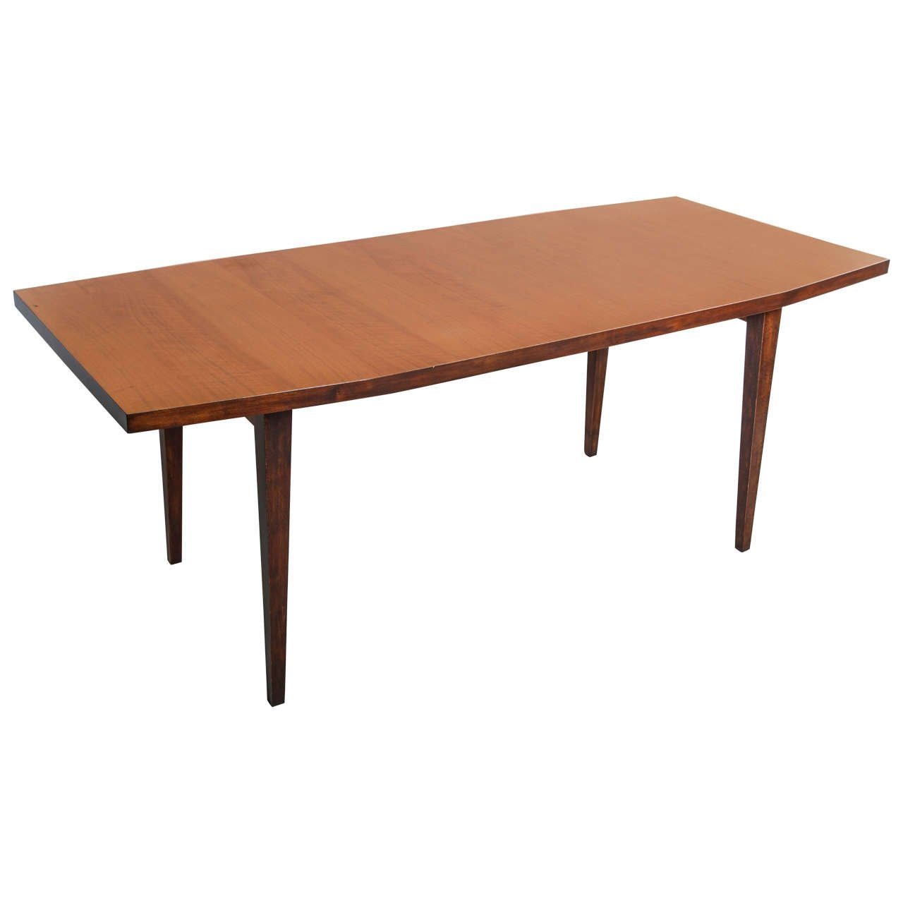 Extra Long Dining Or Conference Table By Kondor Möbel Perfektion 1960s