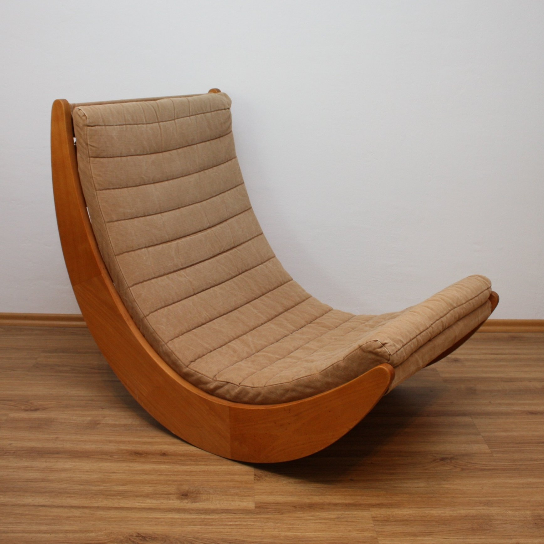 relaxer rocking chair by verner panton for rosenthal 1970s 72364