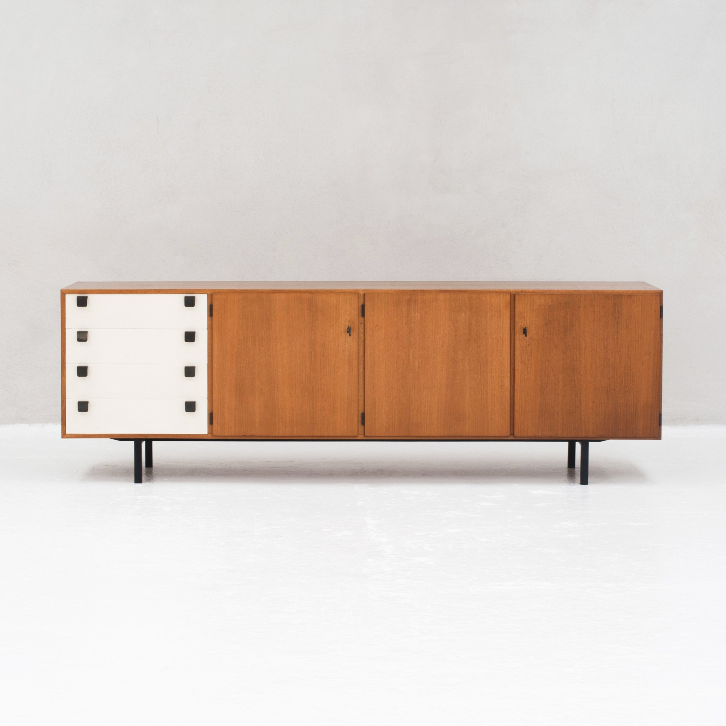 Sideboard by fm mobel germany 1970s 72410 for Mobel