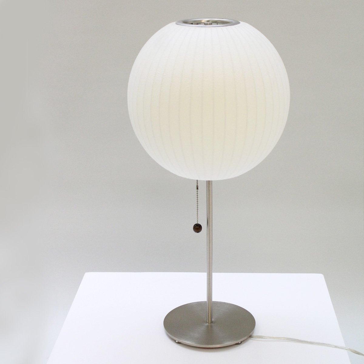George Nelson Bubble Table Lamp By Modernica, 1990s