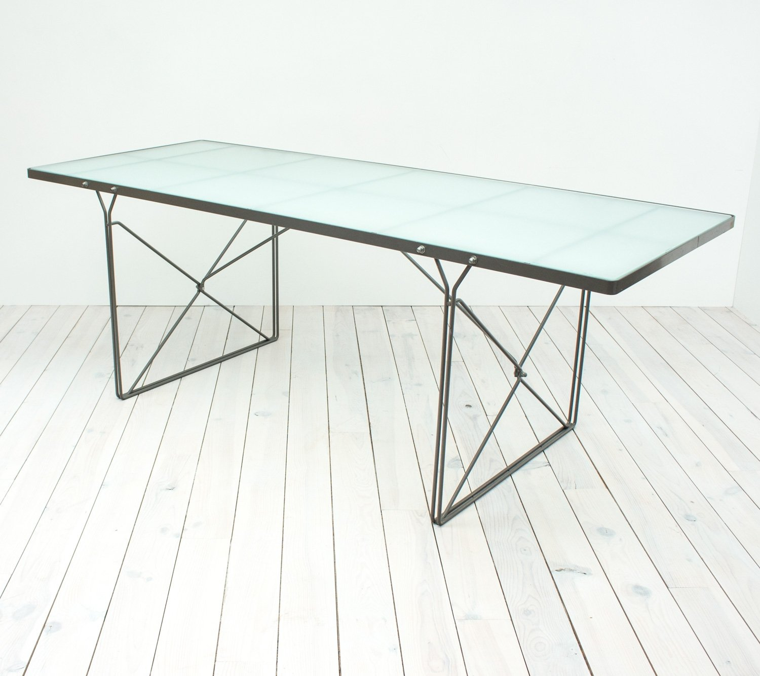 Moment Dining Table By Niels Gammelgaard For Ikea 1980s