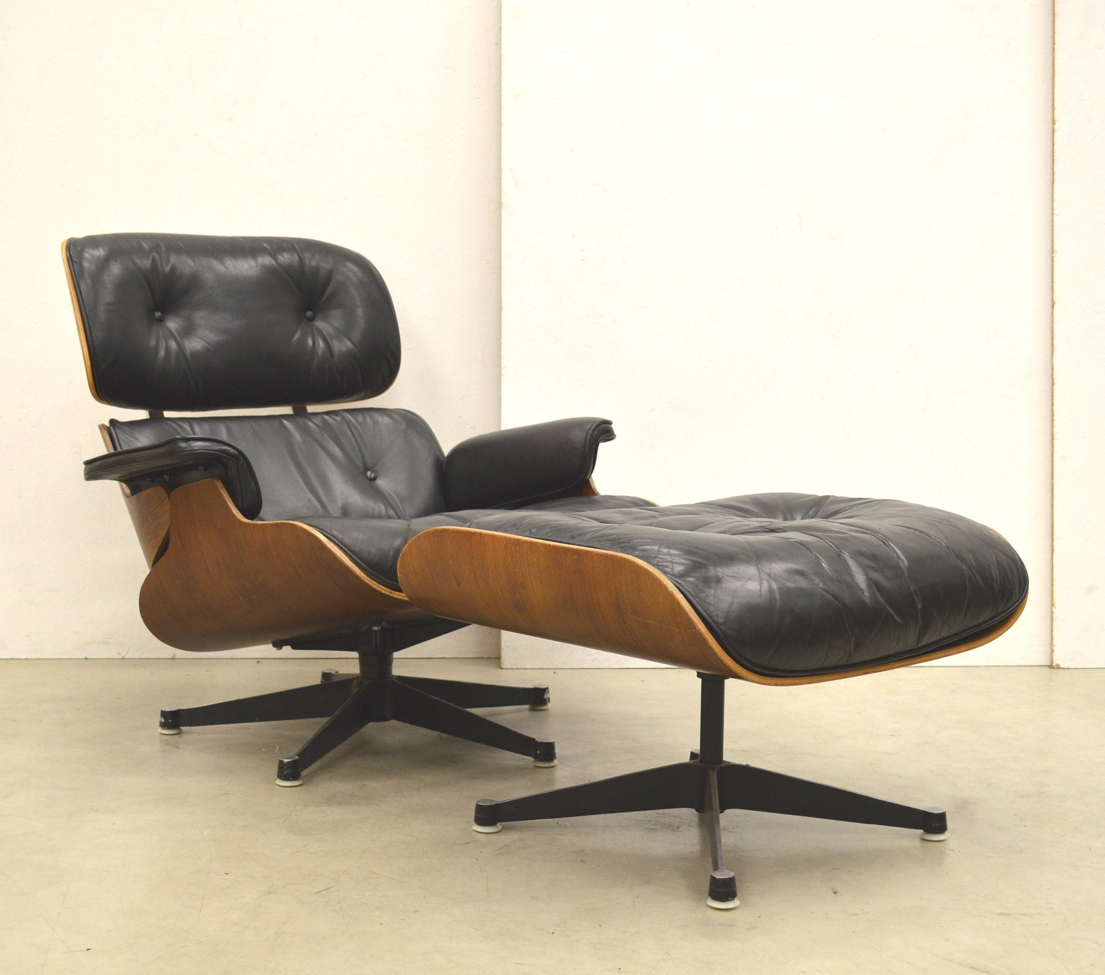 Merveilleux 1st Edition Eames Lounge Chair U0026 Ottoman By Herman Miller, 1950s