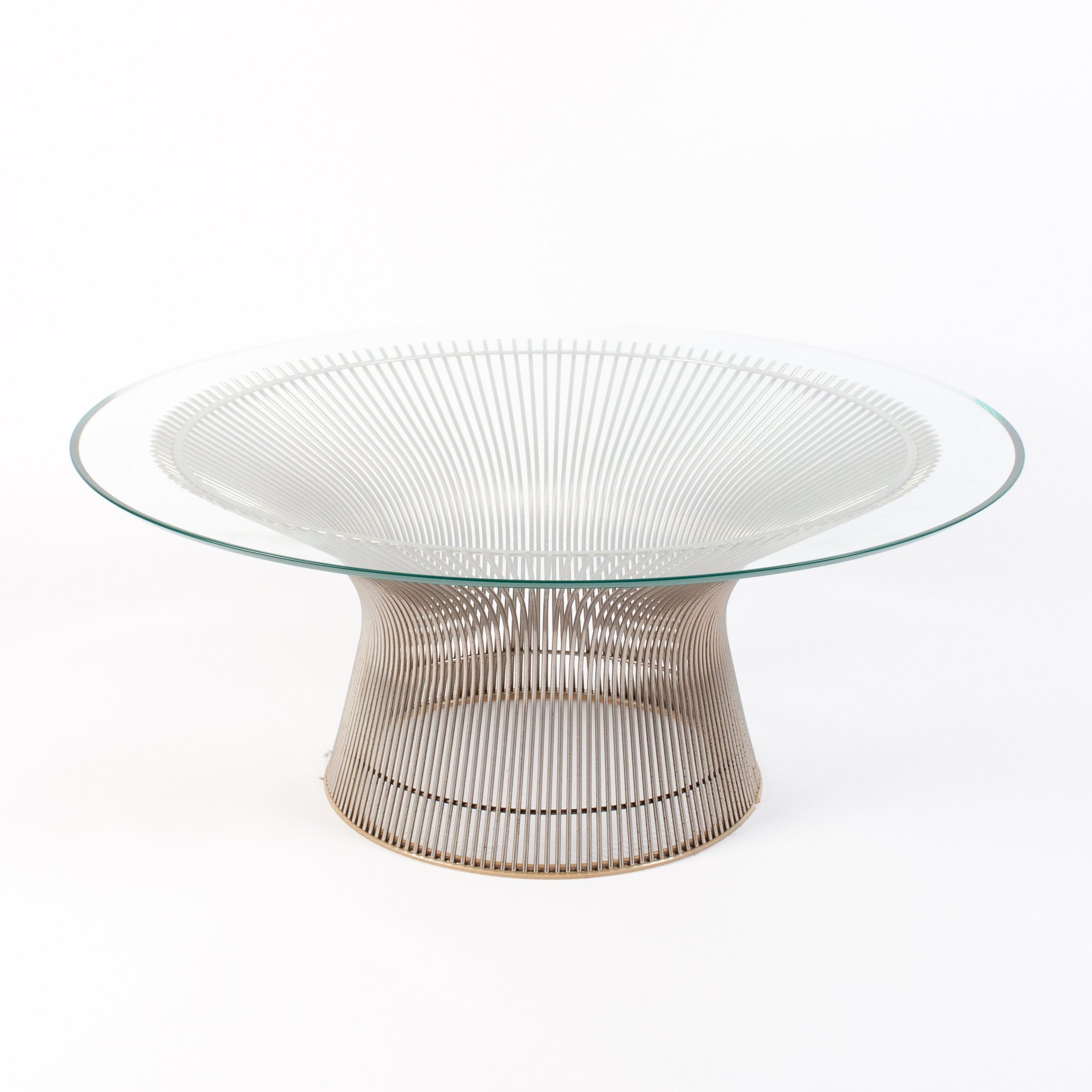 Coffee table by Warren Platner for Knoll 1960s