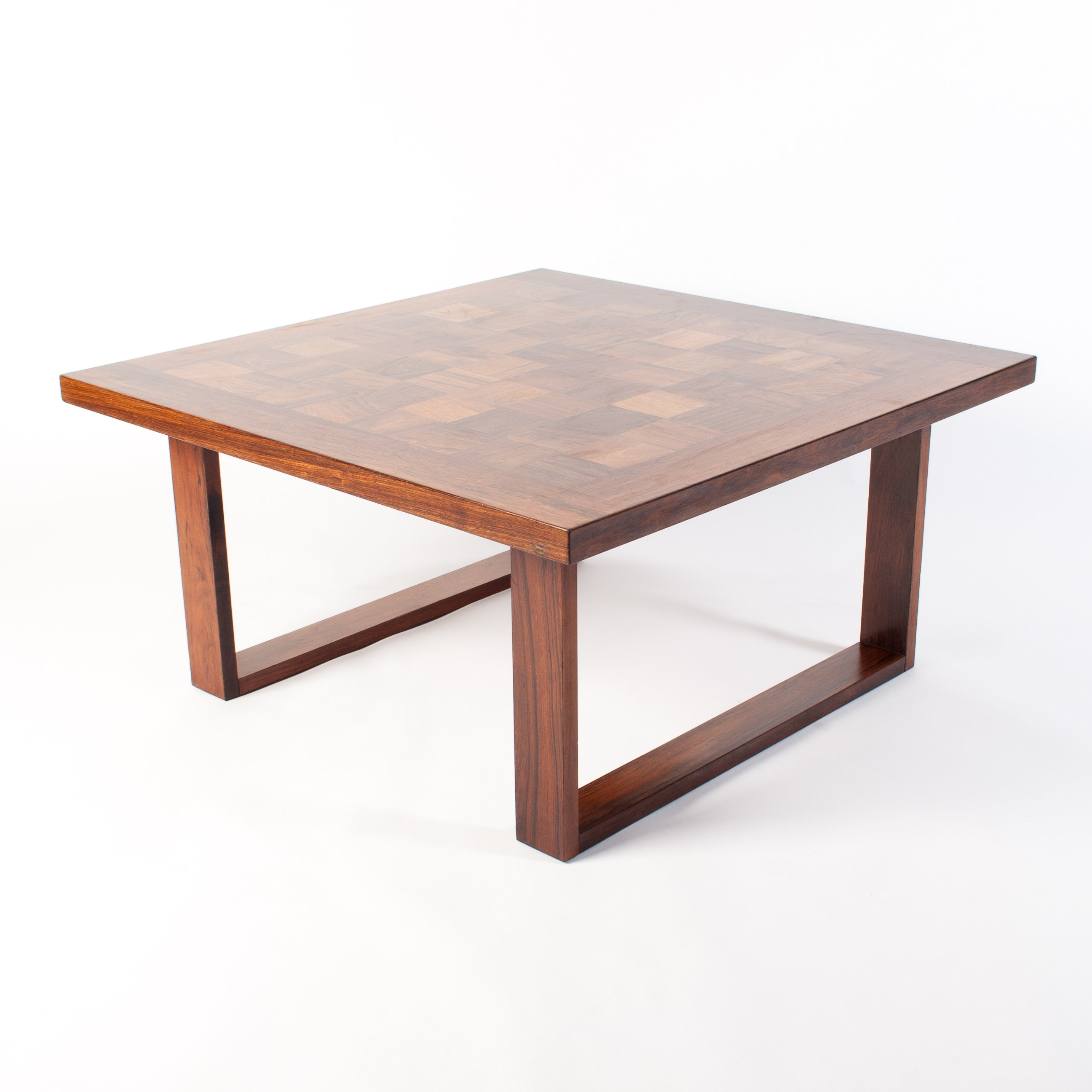 Cadovius Chessboard Table In
