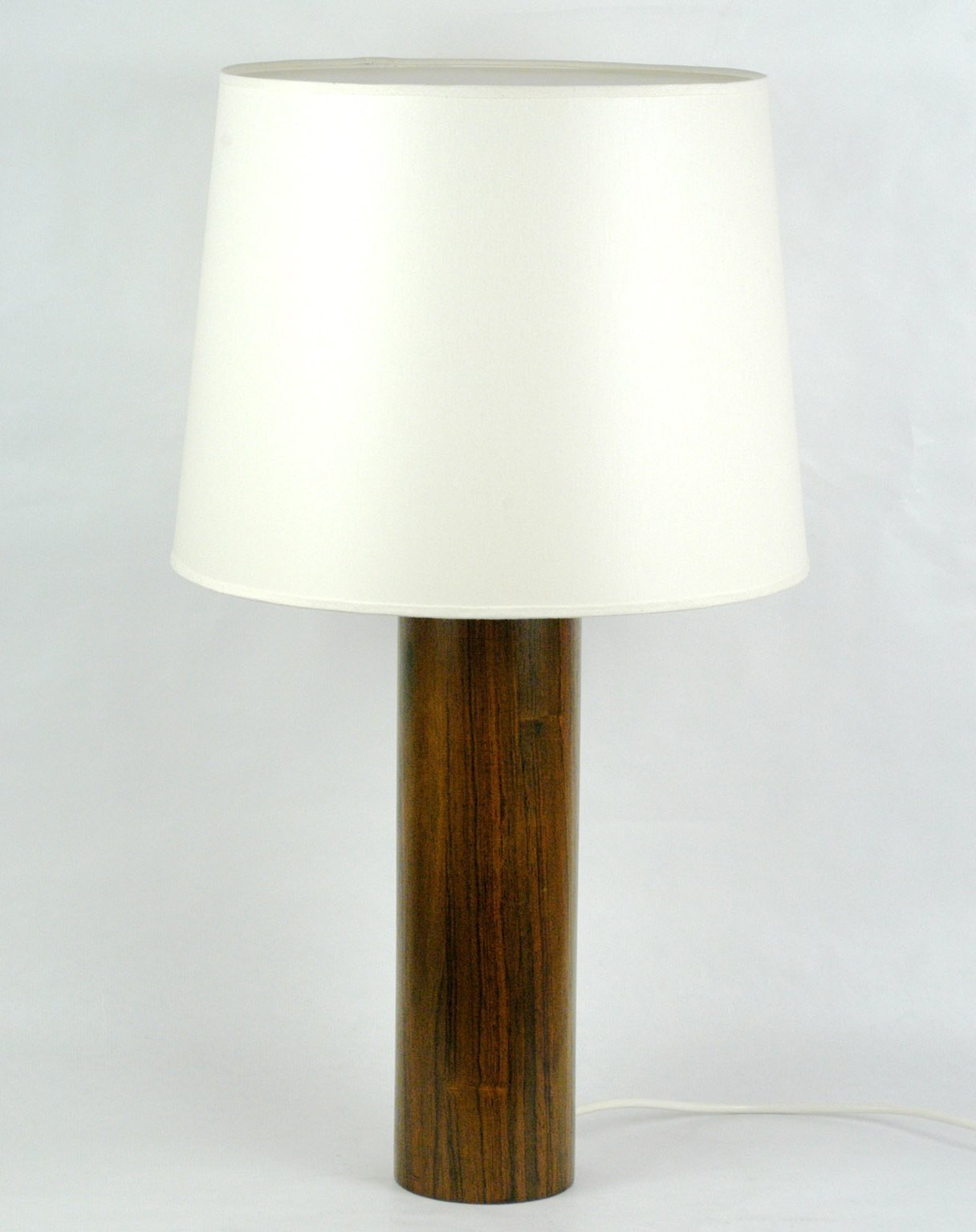 Scandinavian modern rosewood table lamp by uno sten scandinavian modern rosewood table lamp by uno sten kristiansson arubaitofo Images