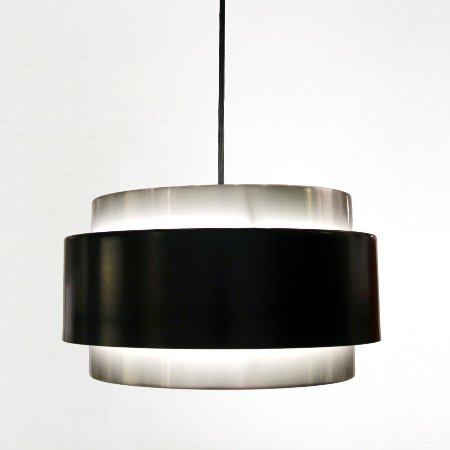Saturn hanging lamp by Jo Hammerborg for Fog & M¸rup 1960s