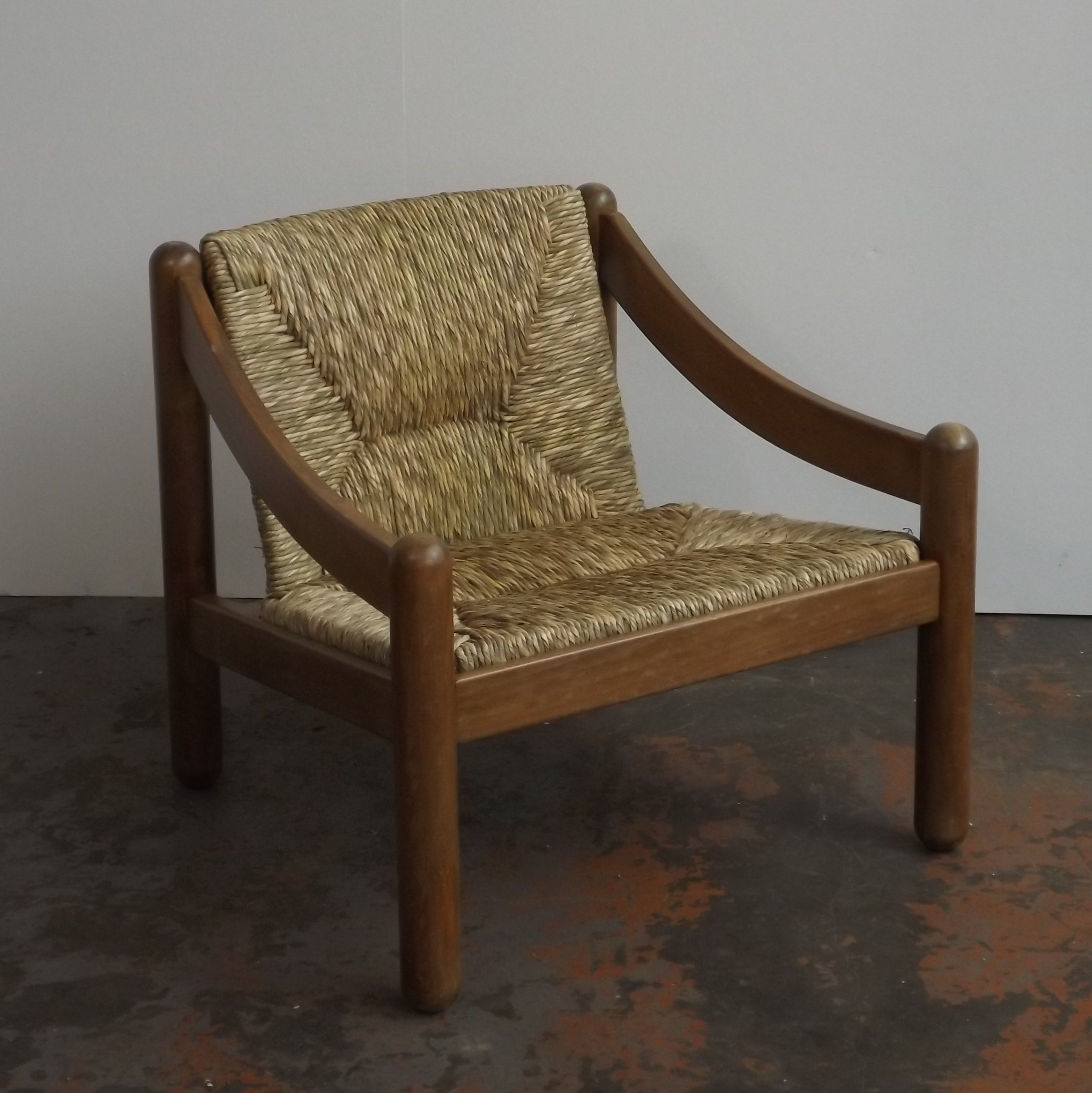 Carimate Golfclub Lounge Chair By Vico Magistretti