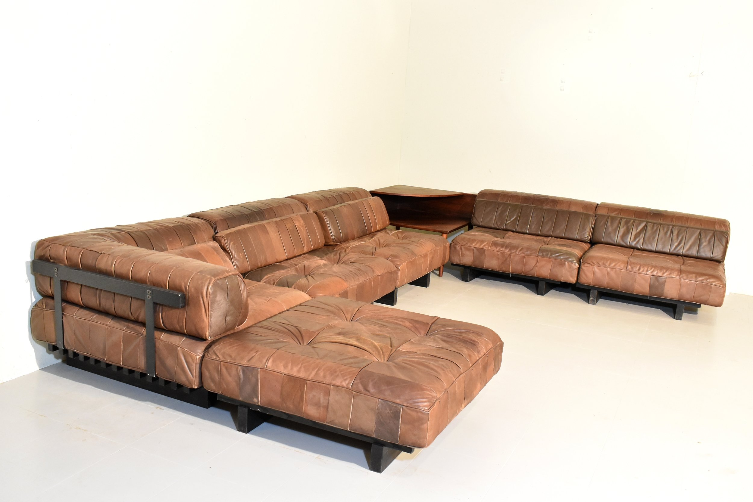 ds80 sofa by de sede 1980s 76074. Black Bedroom Furniture Sets. Home Design Ideas