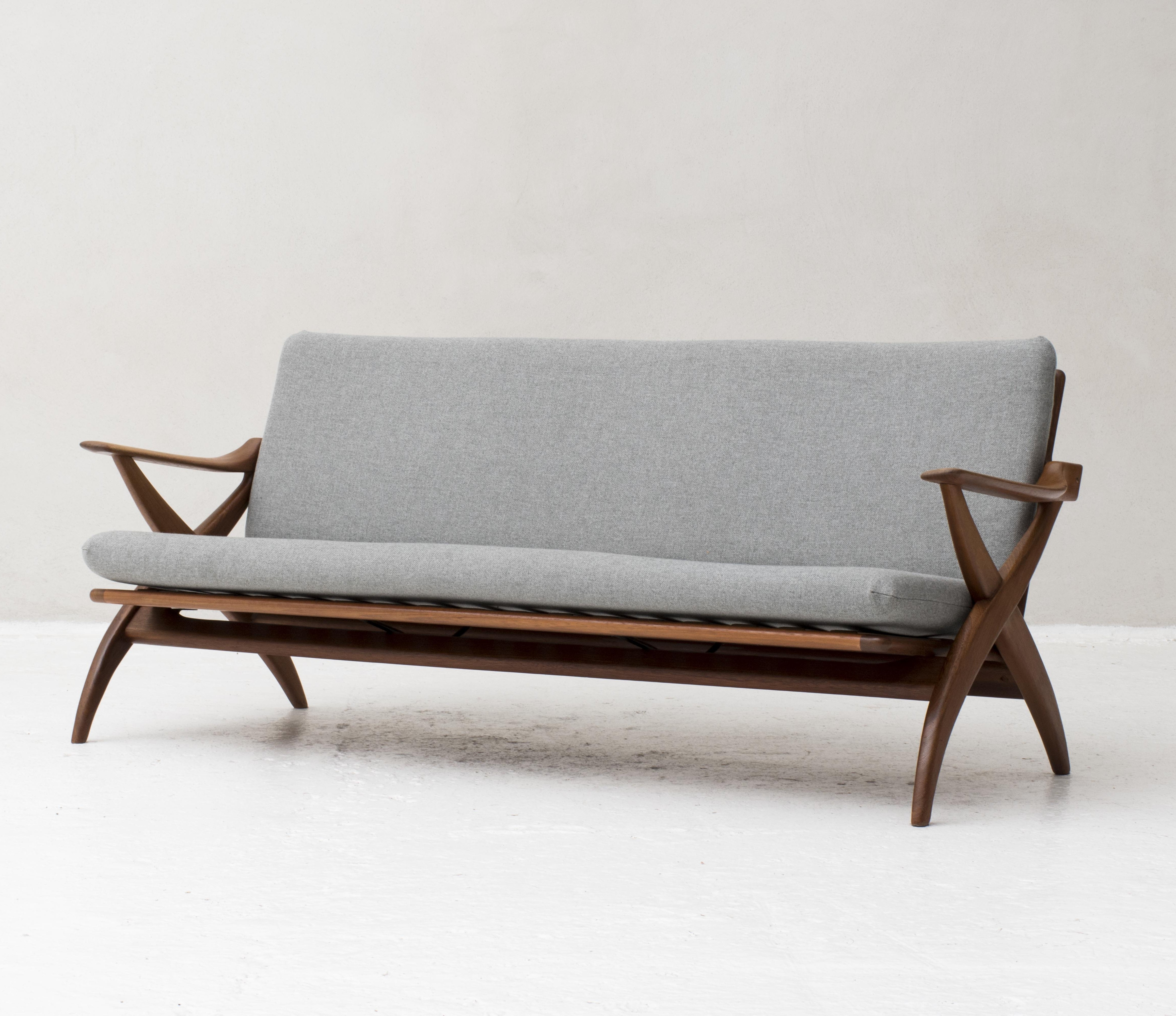 3 Seater Sofa By Topform Dutch Design 1960 77153