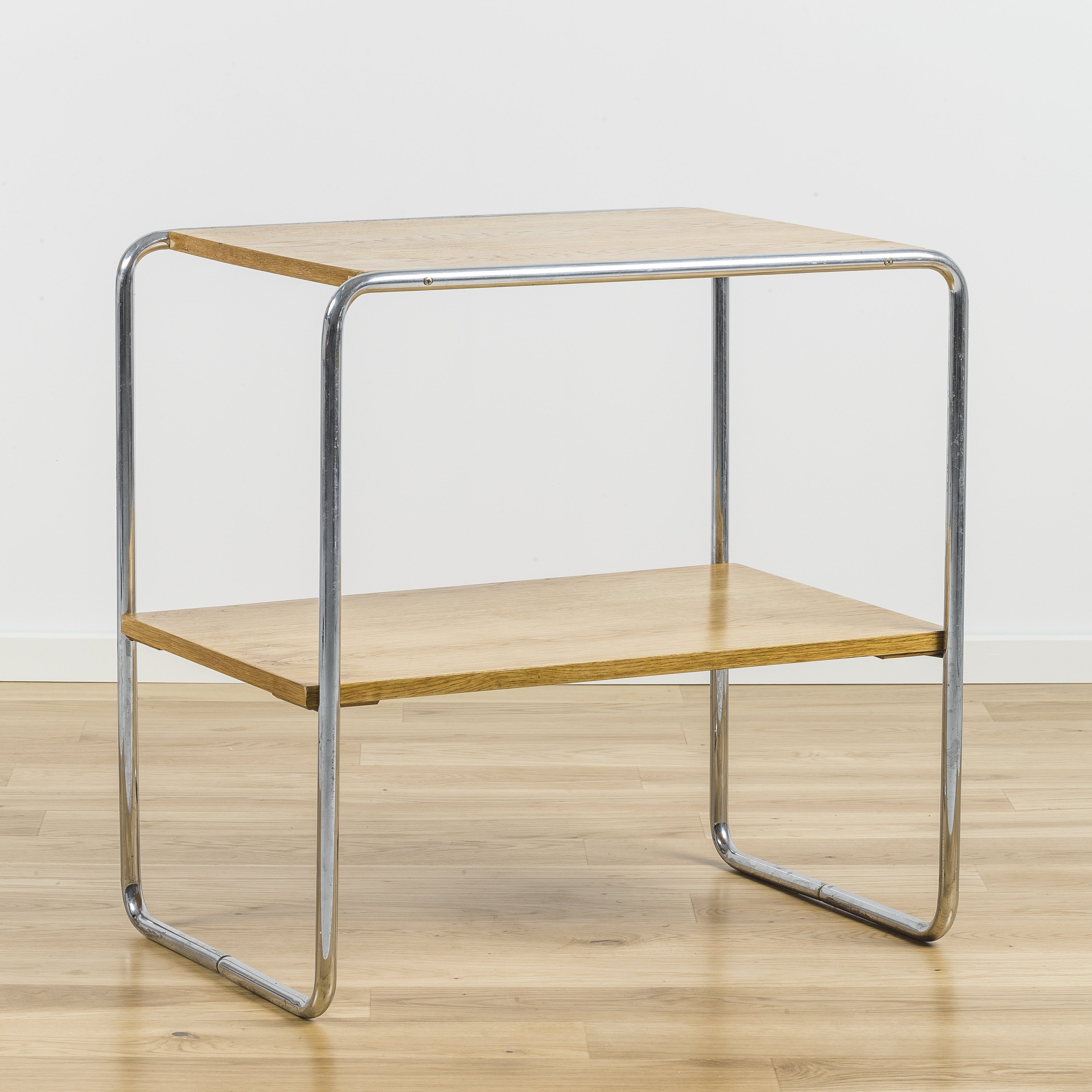 B12 Table By Marcel Breuer For Thonet, 1930