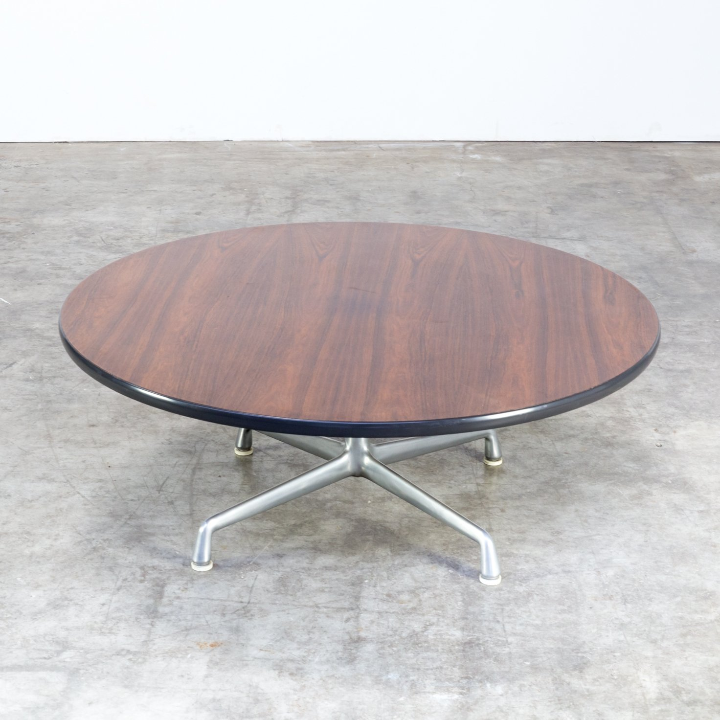 60s herman miller round coffee table 78151