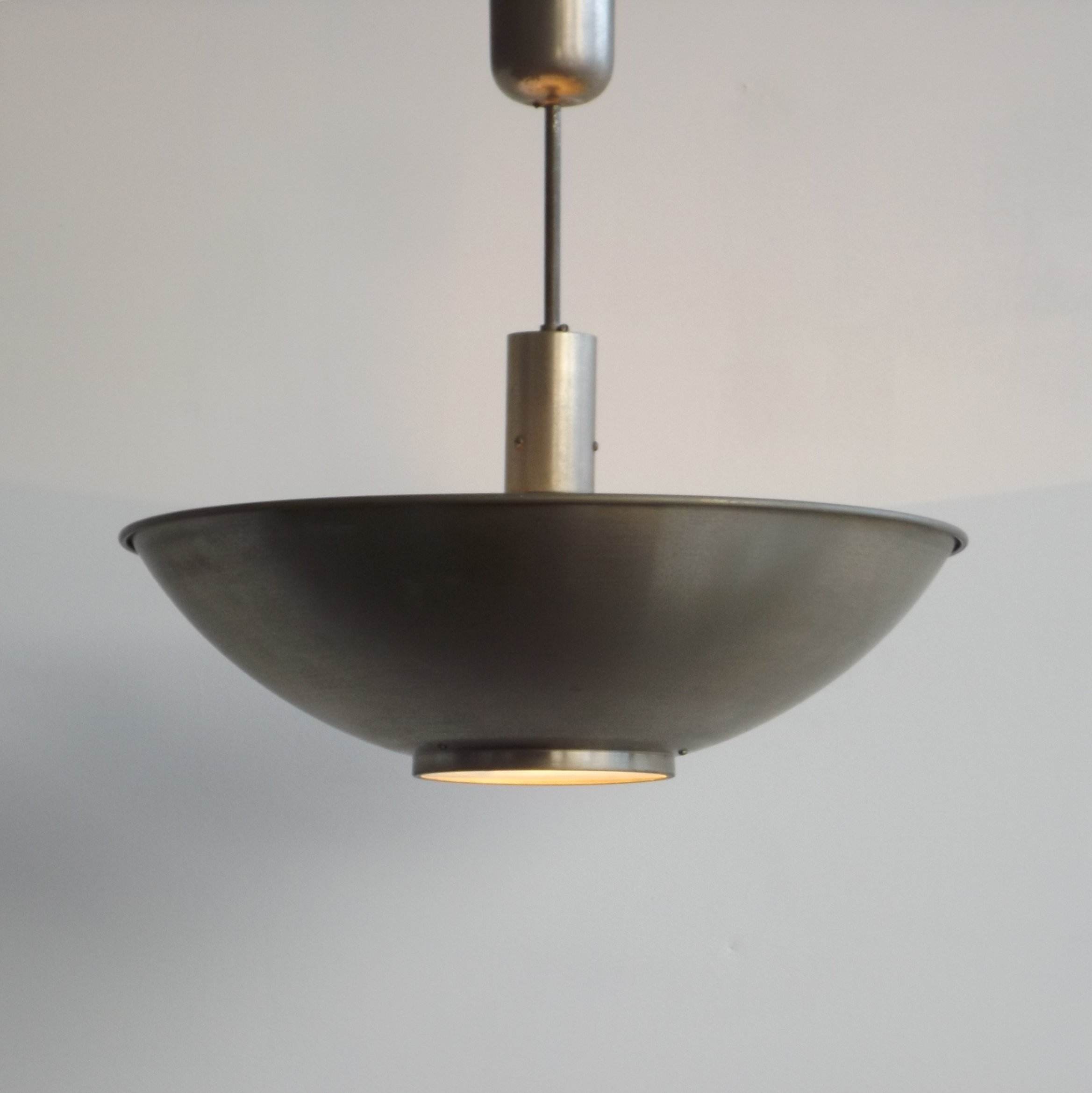 Hanging Lamp By Elmar Berkovich For Philips, 1930s