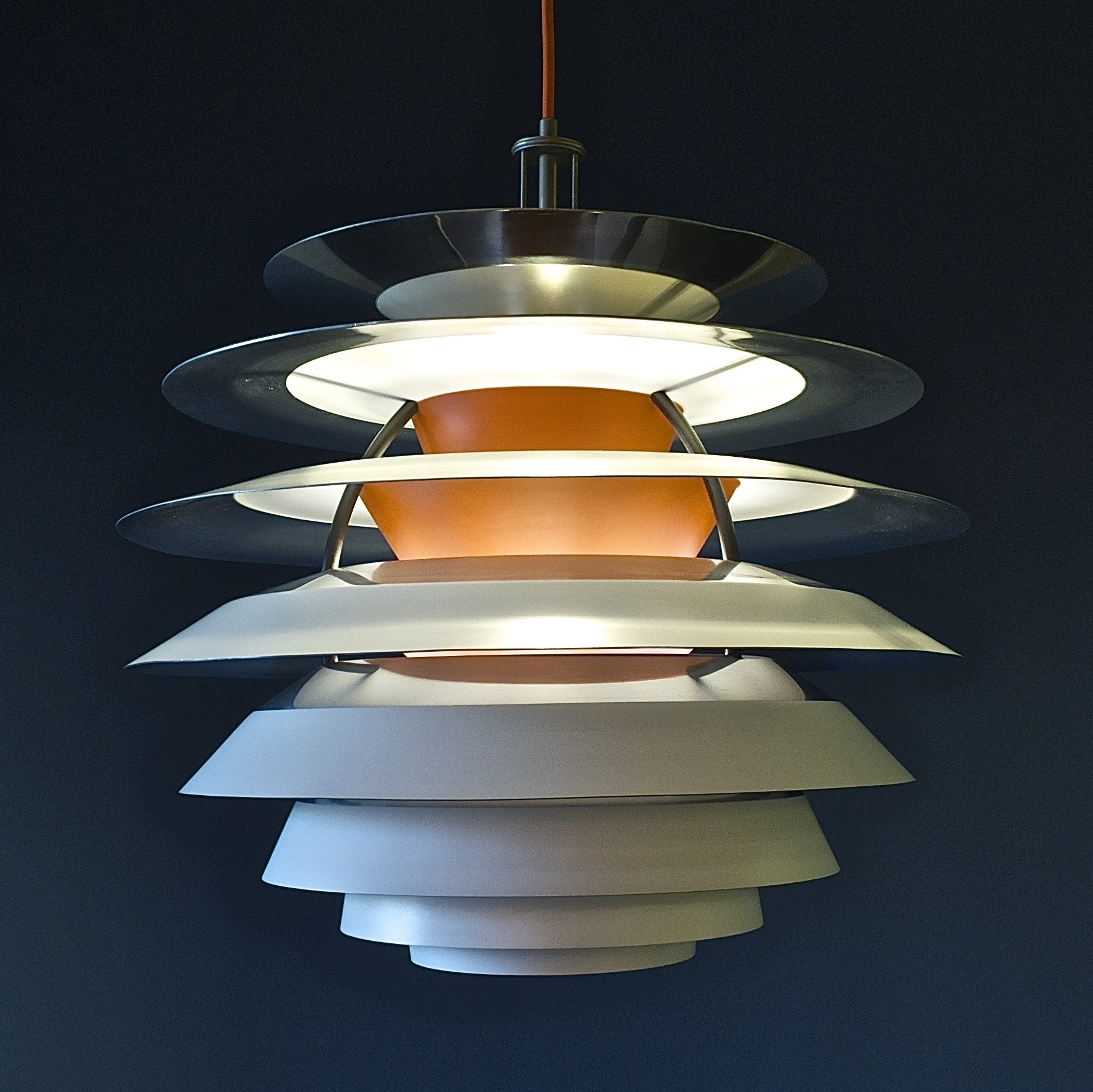Hanging Lamp Philippines: PH Contrast Hanging Lamp By Poul Henningsen For Louis