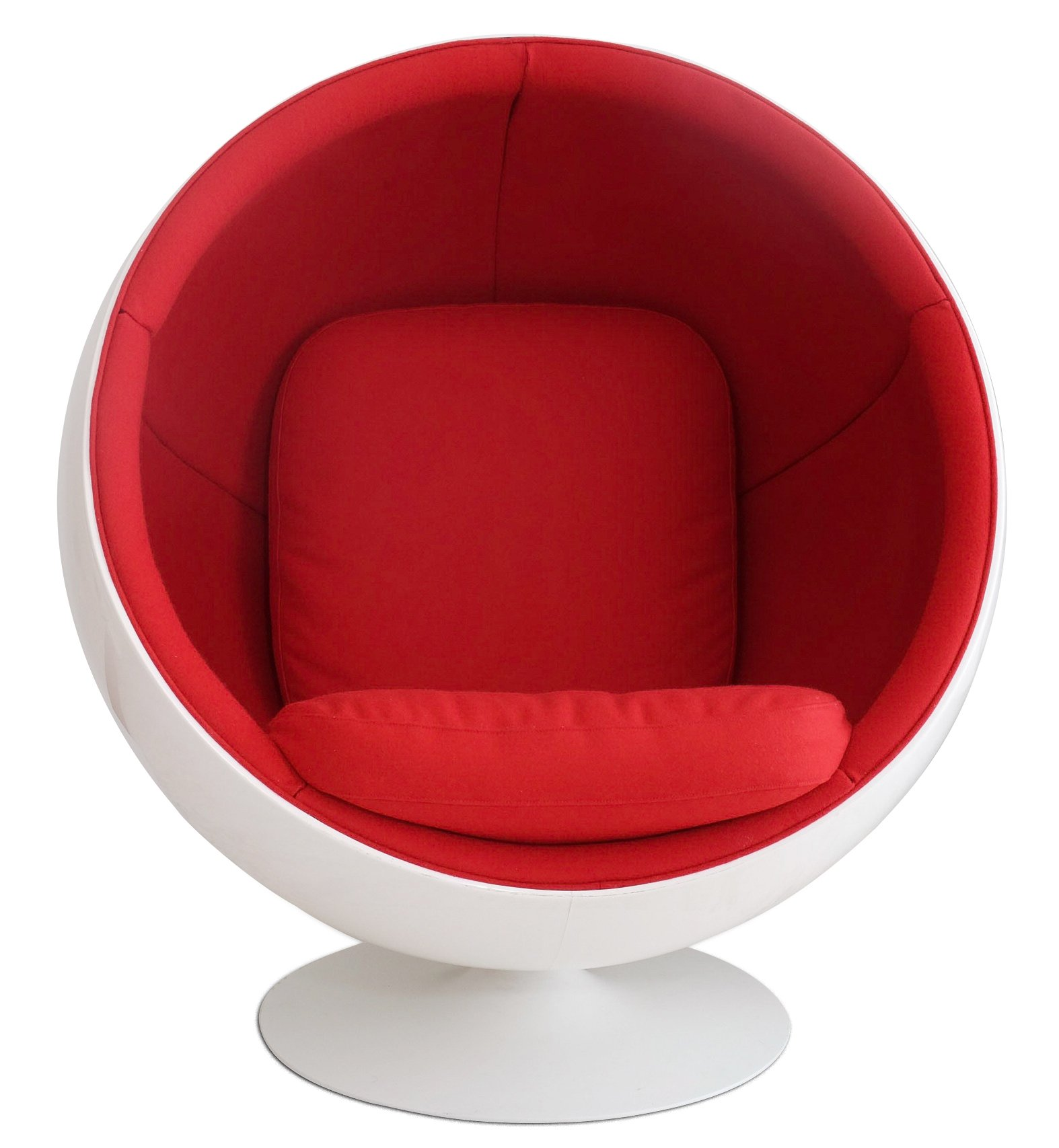 eero aarnio ball chair in kvadrat by adelta 81880