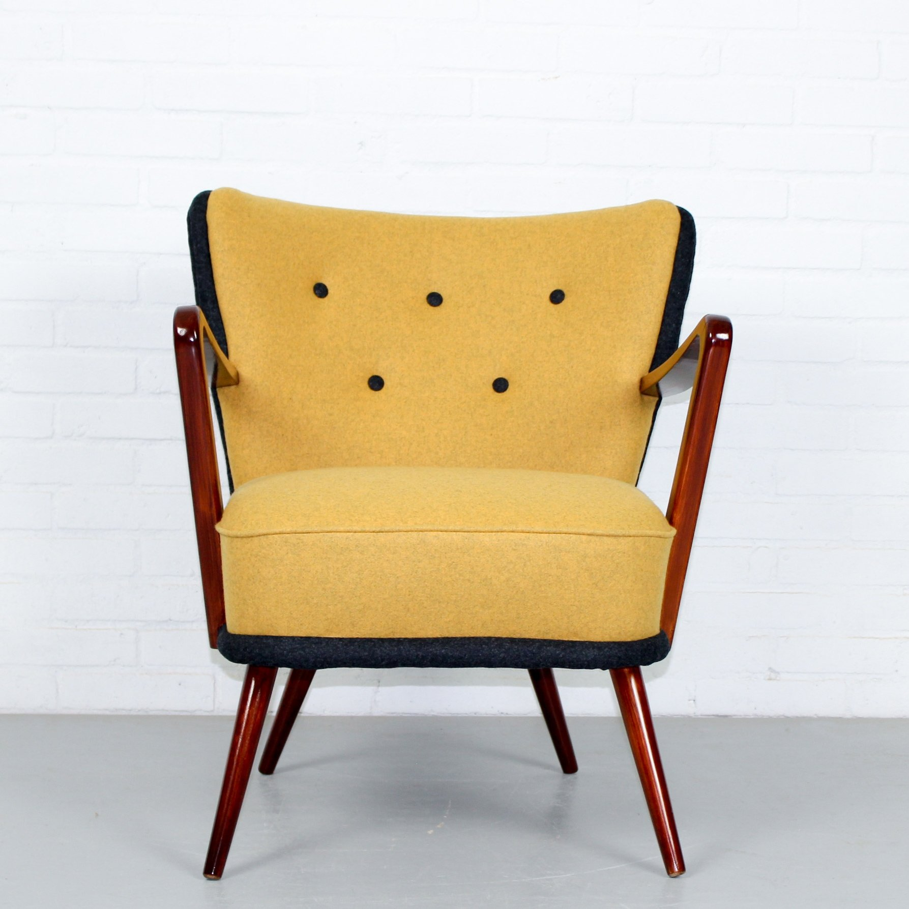 yellow panton sunlight chair