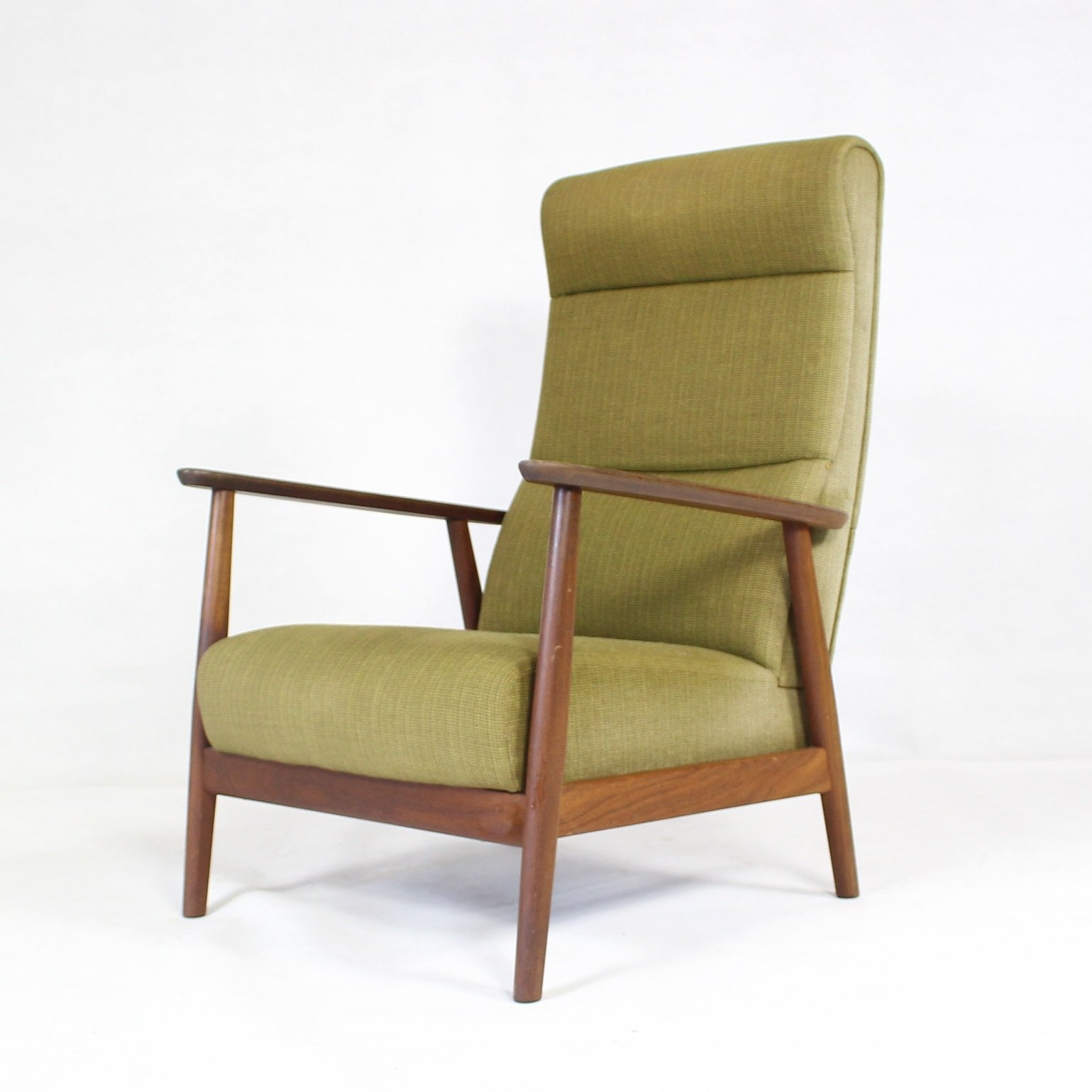 Danish Teak Armchair 1960s 82890