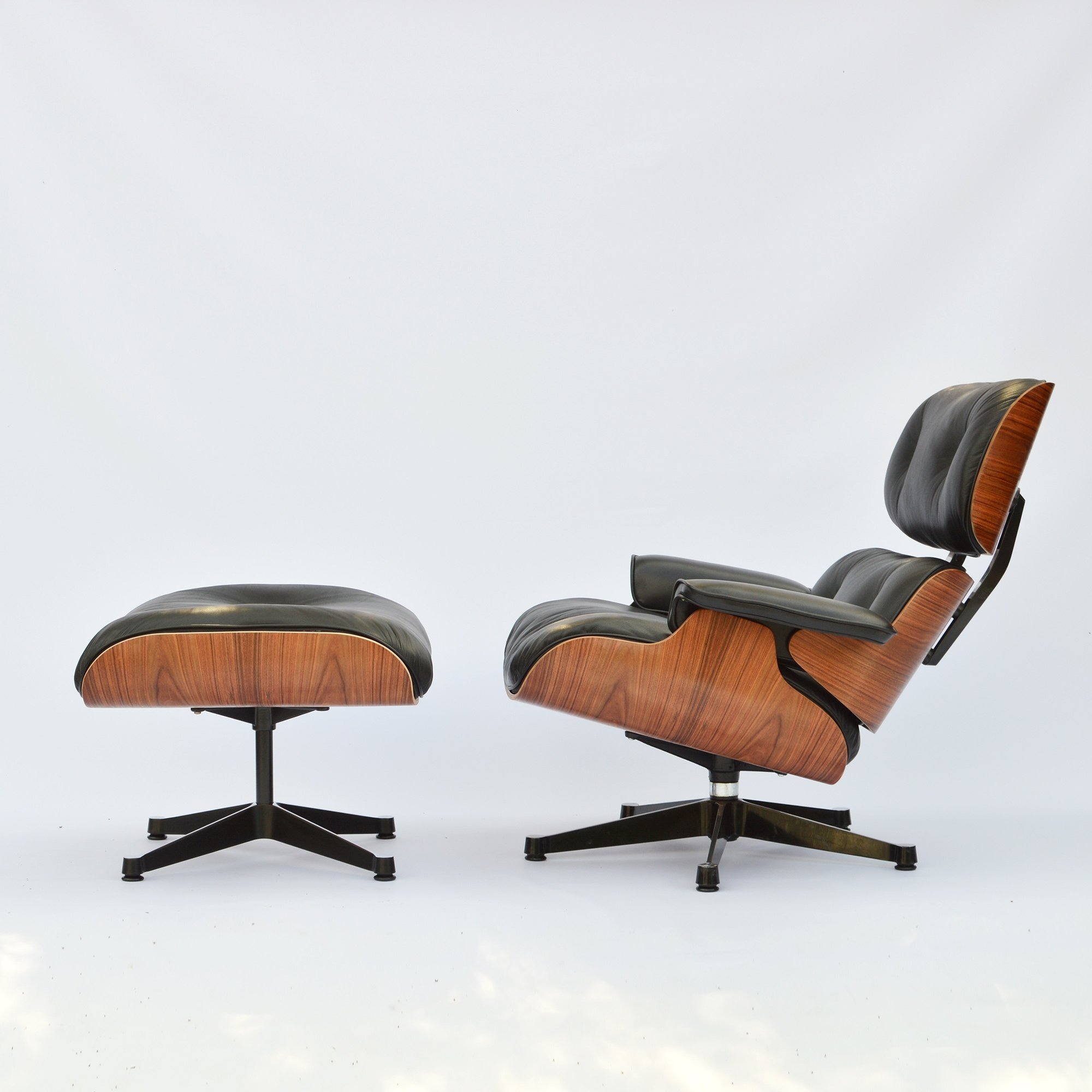 Eames Lounge Chair Amp Ottoman Rosewood Herman Miller Int