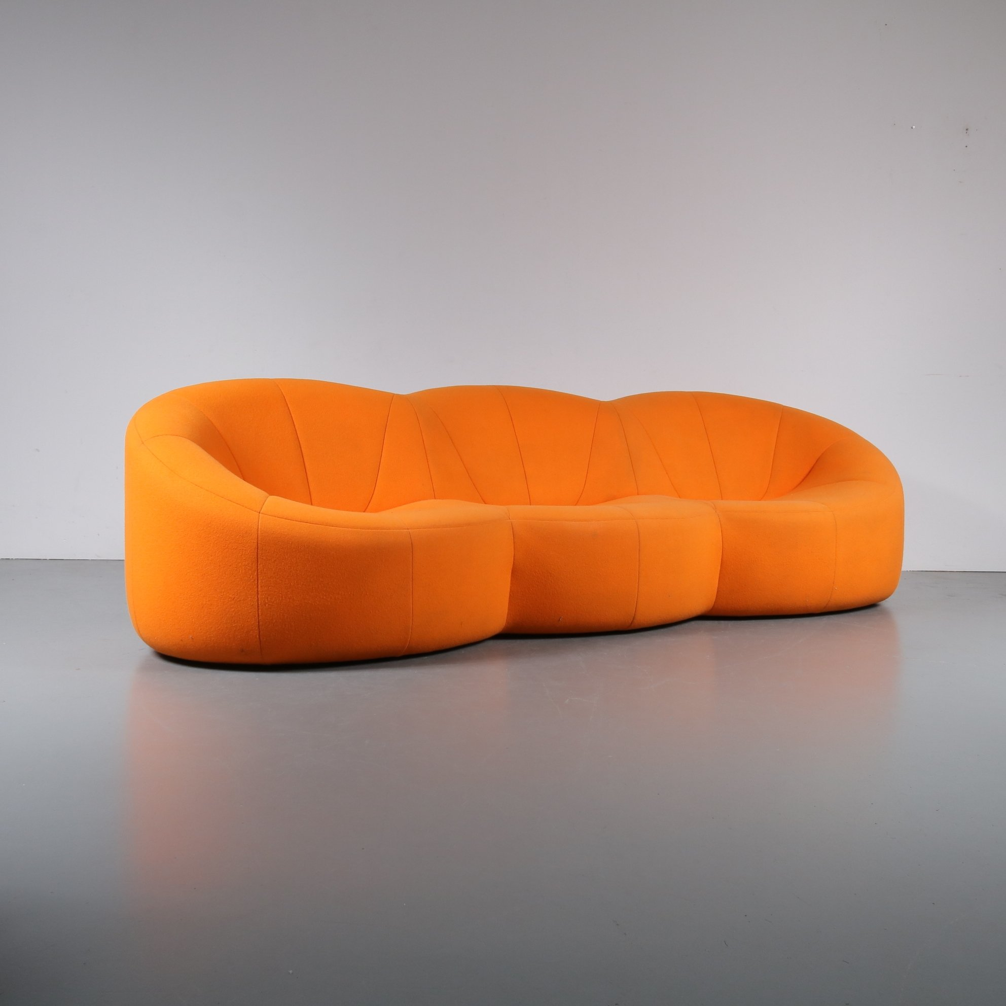 Pumpkin Sofa By Pierre Paulin For Ligne Roset 1970s