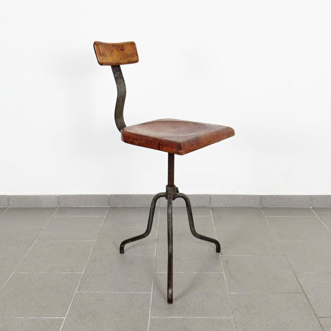 Vintage Office Chair 1950s