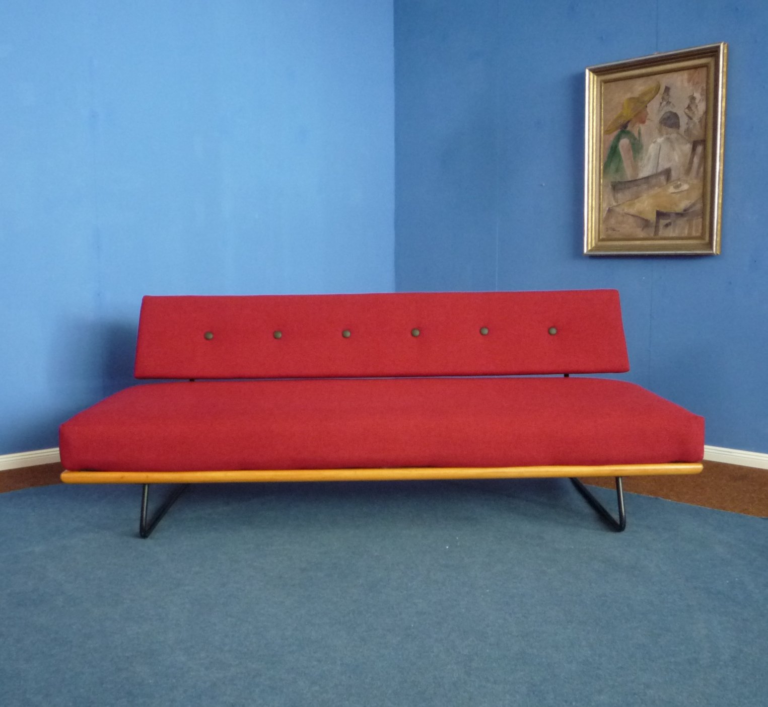 Daybed By Rolf Grunow For Walter Knoll 1956s 85860