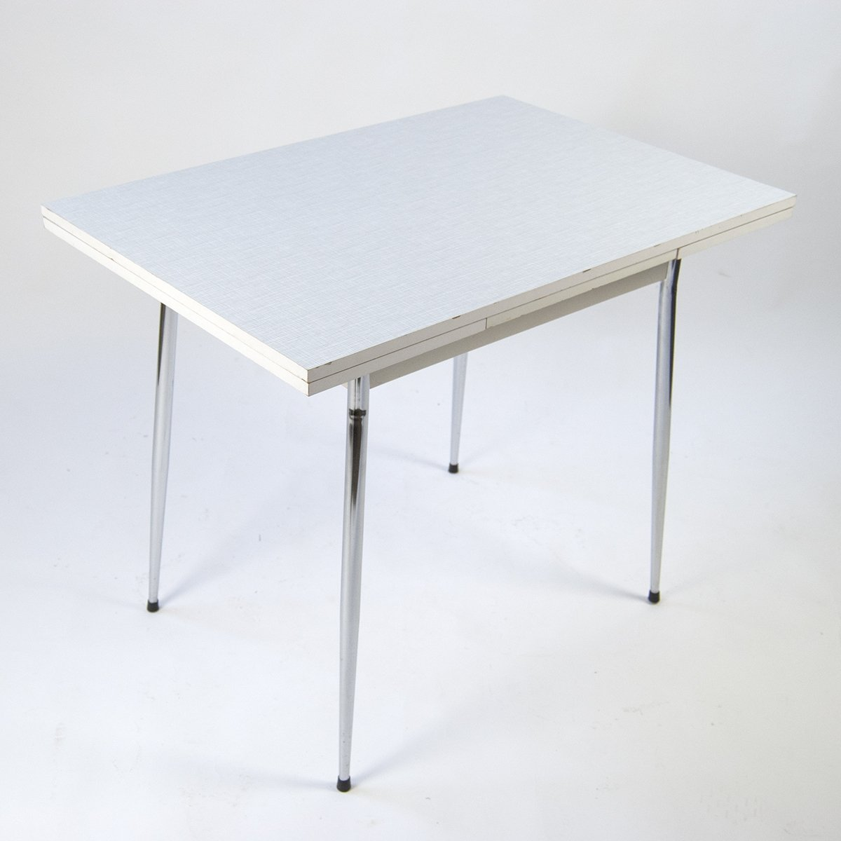 Classical German extendable Resopal Kitchen Table, 1960s