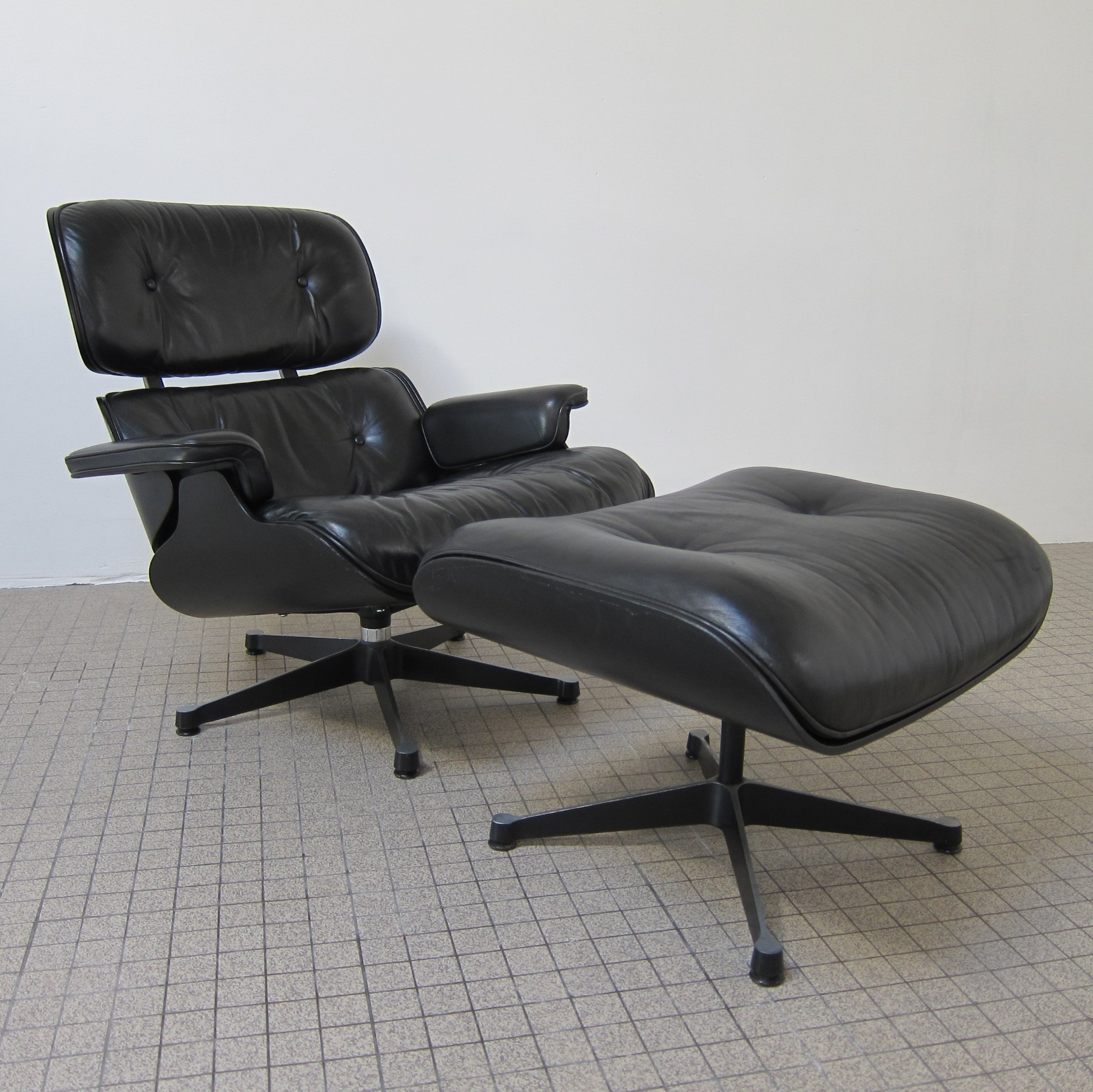 Pleasant Eames Lounge Chair Value Select Modern Eames Leather Lounge Short Links Chair Design For Home Short Linksinfo