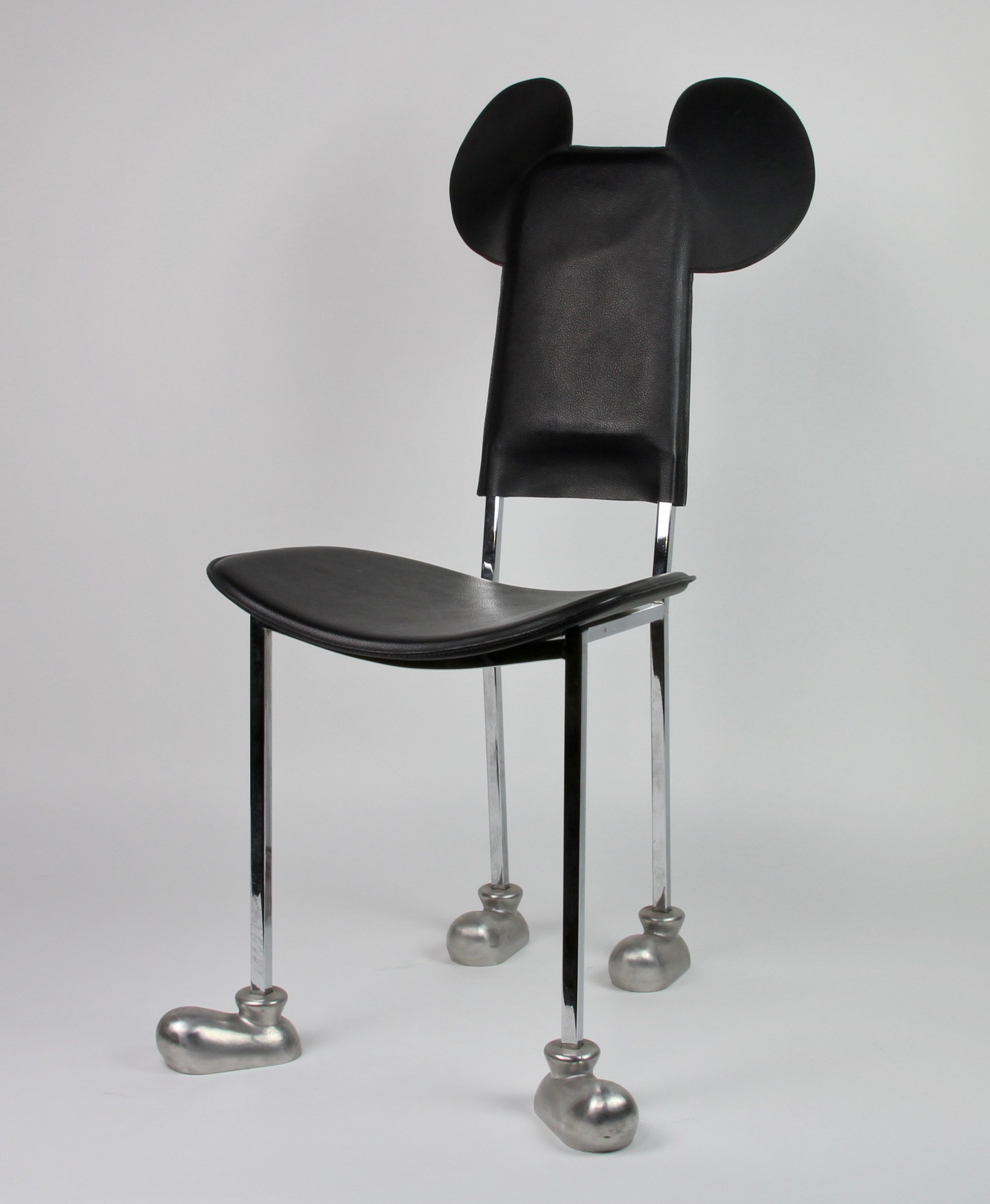 Garriris Mickey Mouse Chair By Javier Mariscal 1980s 89248