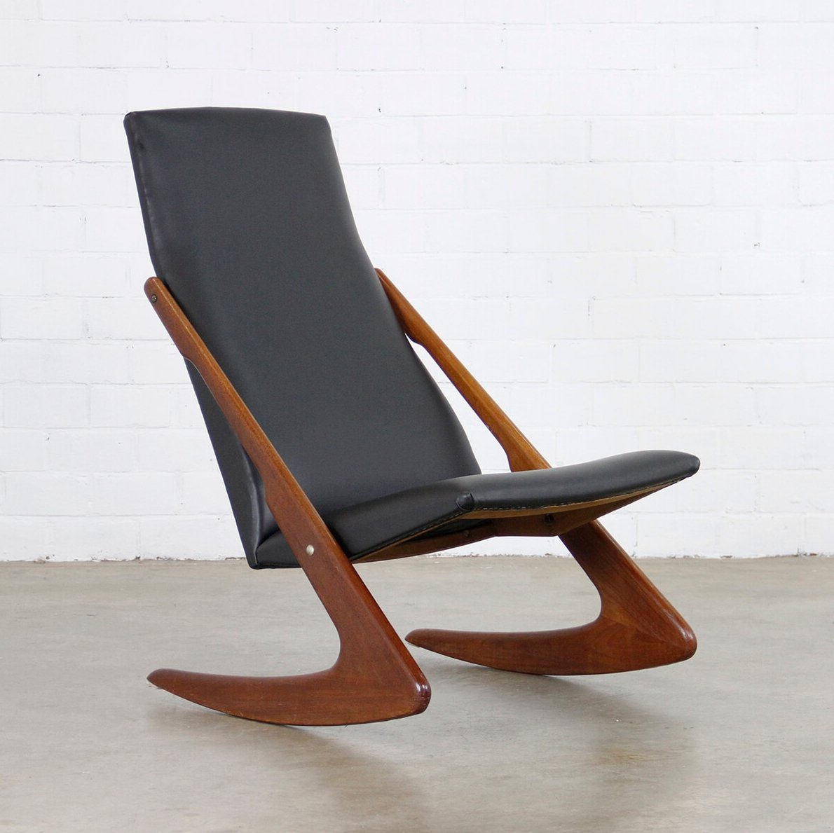 Boomerang Rocking Chair By Mogens Kold 90083