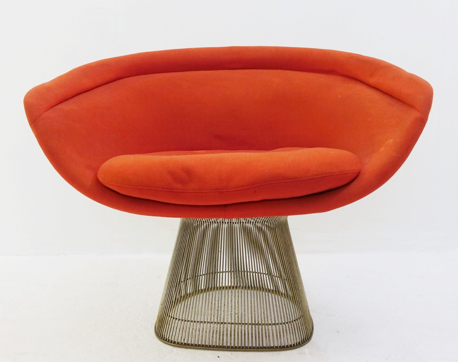 Astounding Warren Platner Lounge Chair For Knoll International 1966 Spiritservingveterans Wood Chair Design Ideas Spiritservingveteransorg