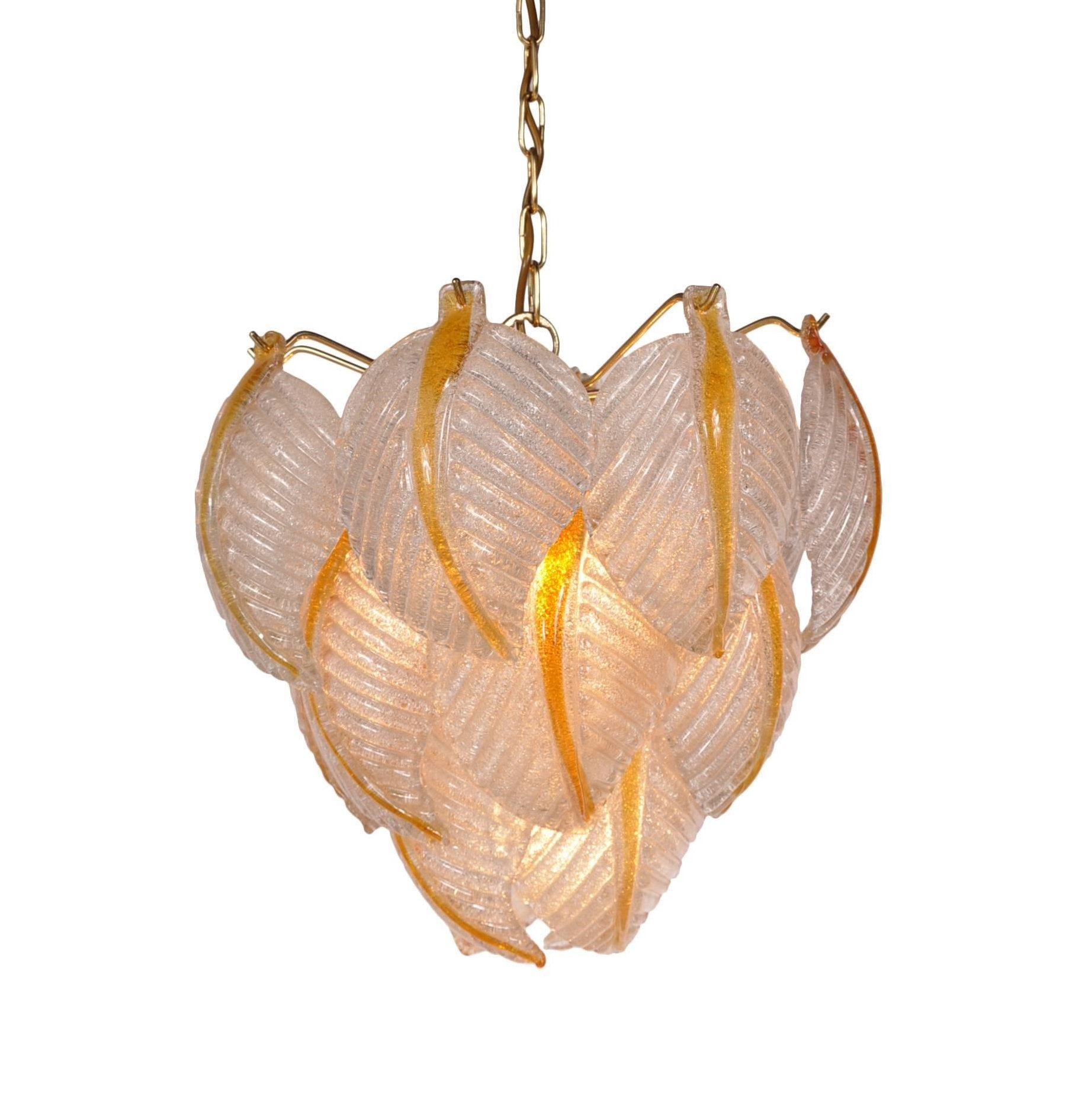 1960s Murano Gl Pendant Lamp By
