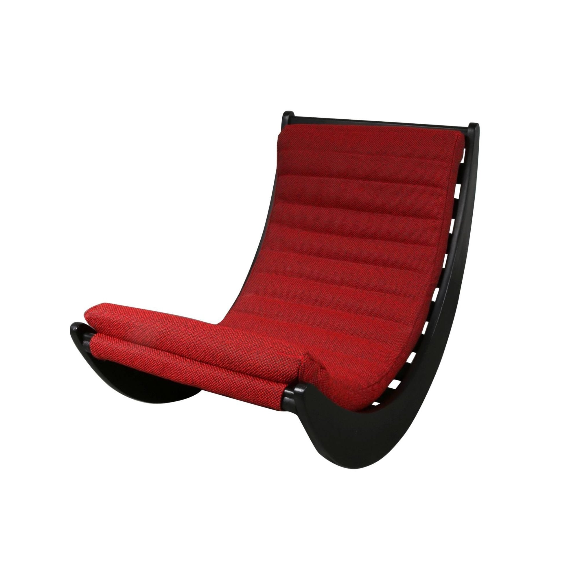 Chaise Panton Verner Panton rocking chairverner panton for rosenthal, germany 1974