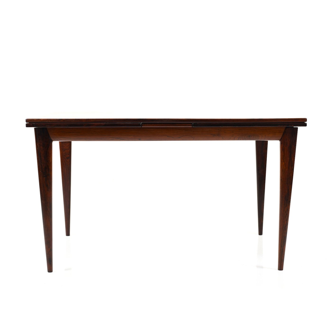 Extendable Danish Dining Table By Niels