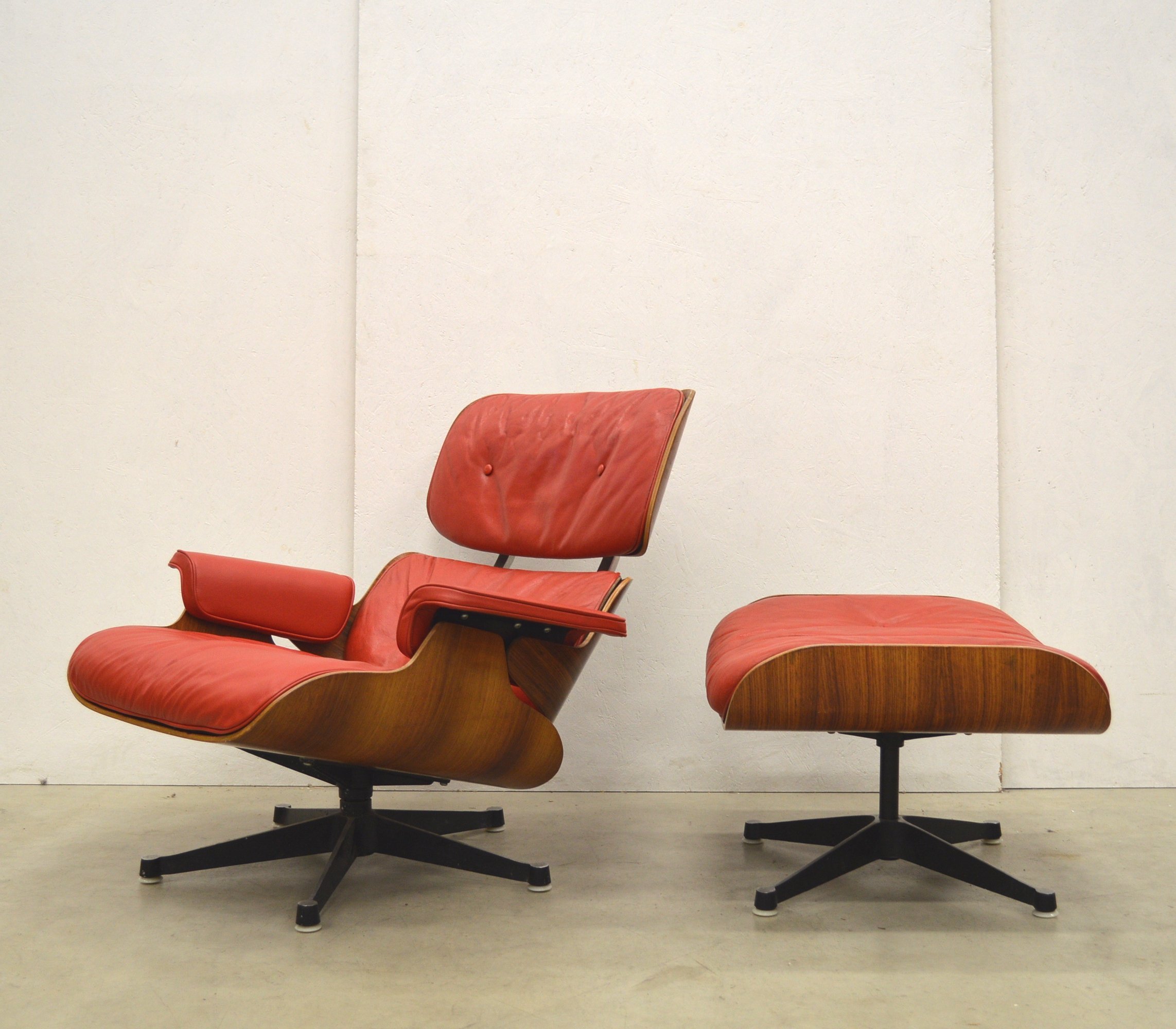 Incredible Herman Miller By Hille 1St European Edition Eames Lounge Alphanode Cool Chair Designs And Ideas Alphanodeonline